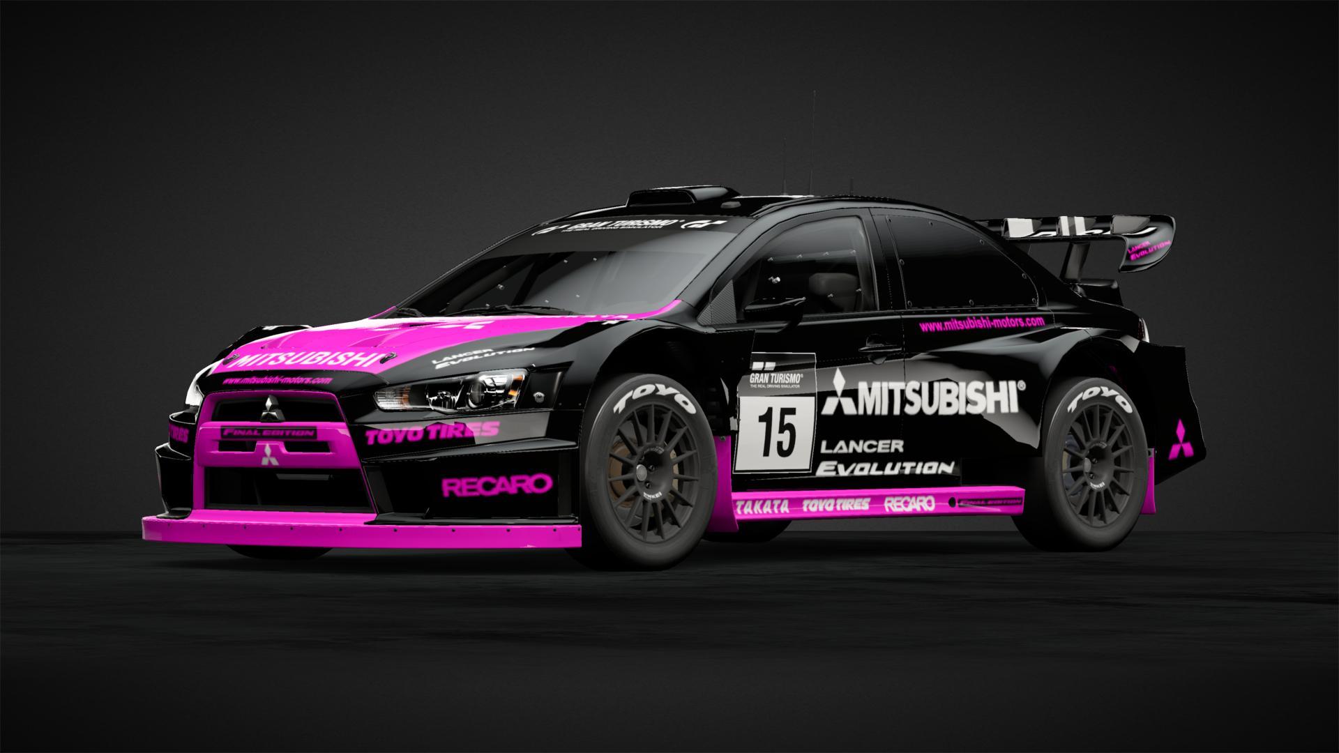 Mitsubishi Lancer Evolution Grb Car Livery By Ginjen15 Community