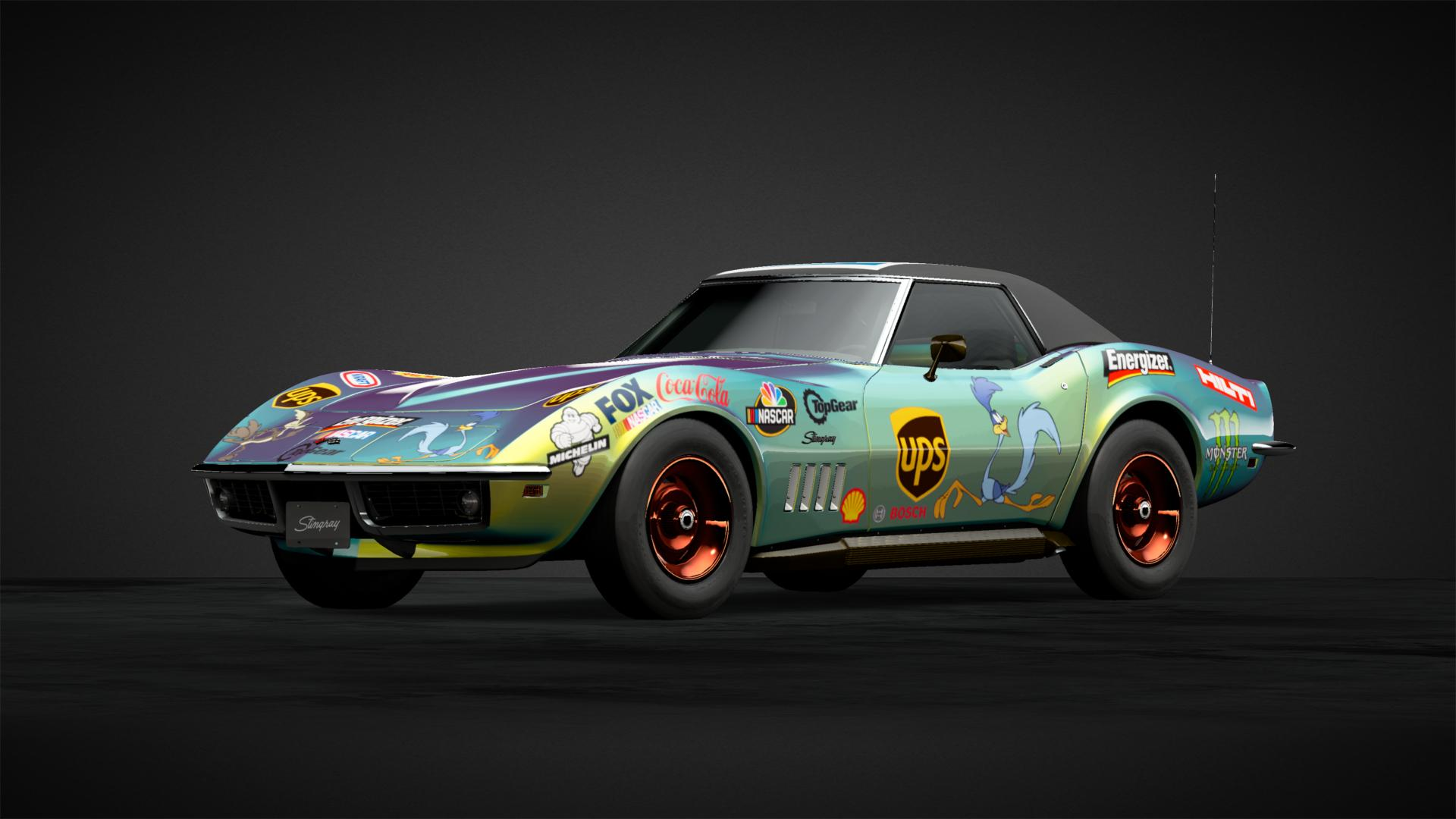Roadrunner - Car Livery by FrankBlackPepper | Community