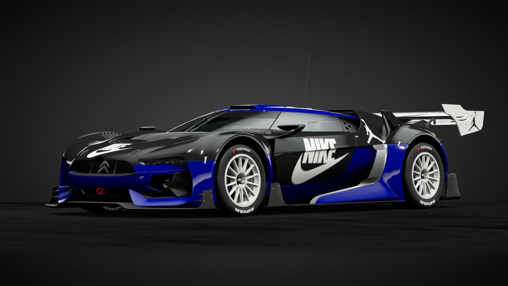 GT Citroen GR.3 Nike