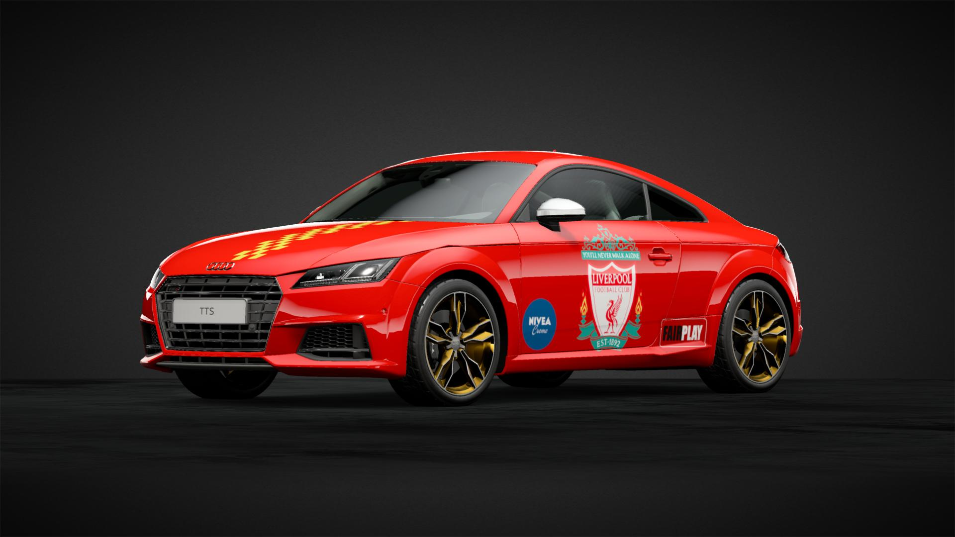 Liverpool F C Update Car Livery By StayPuff Panda