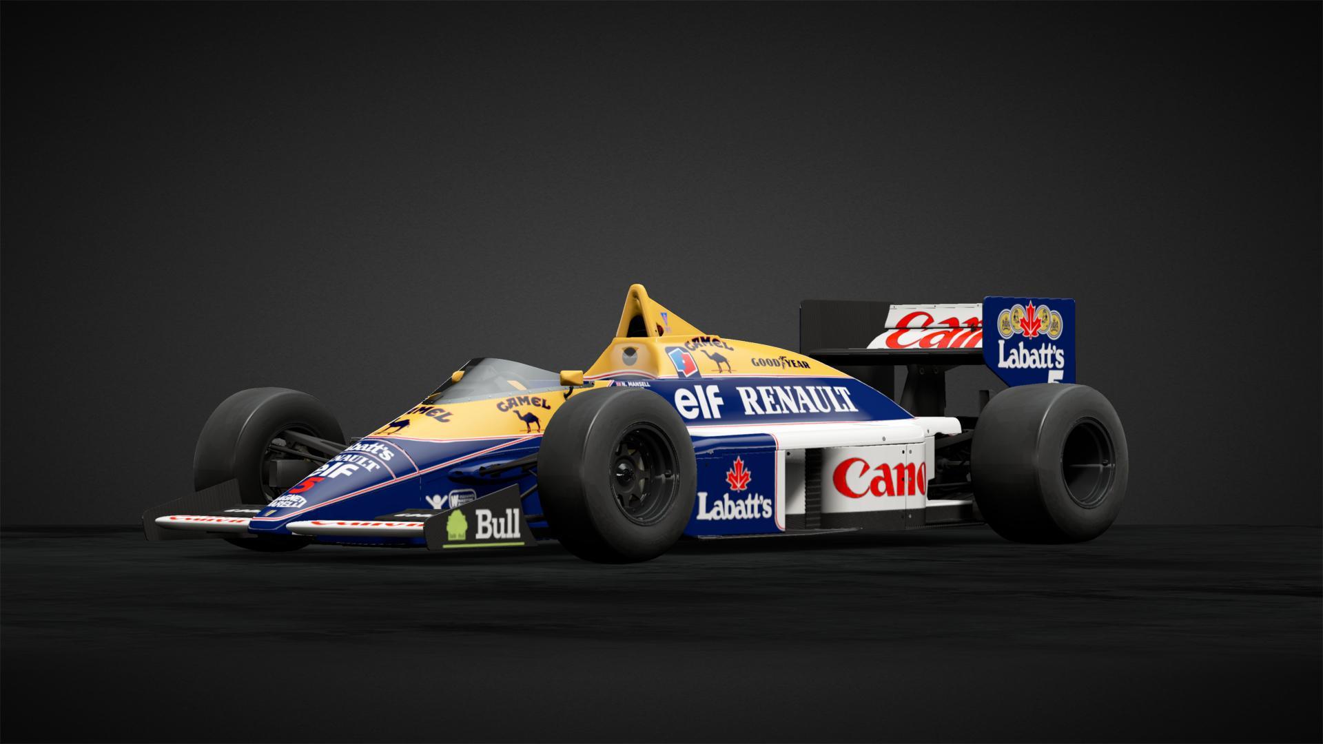 Polo para Hombre Williams Martini F1 Mercedes