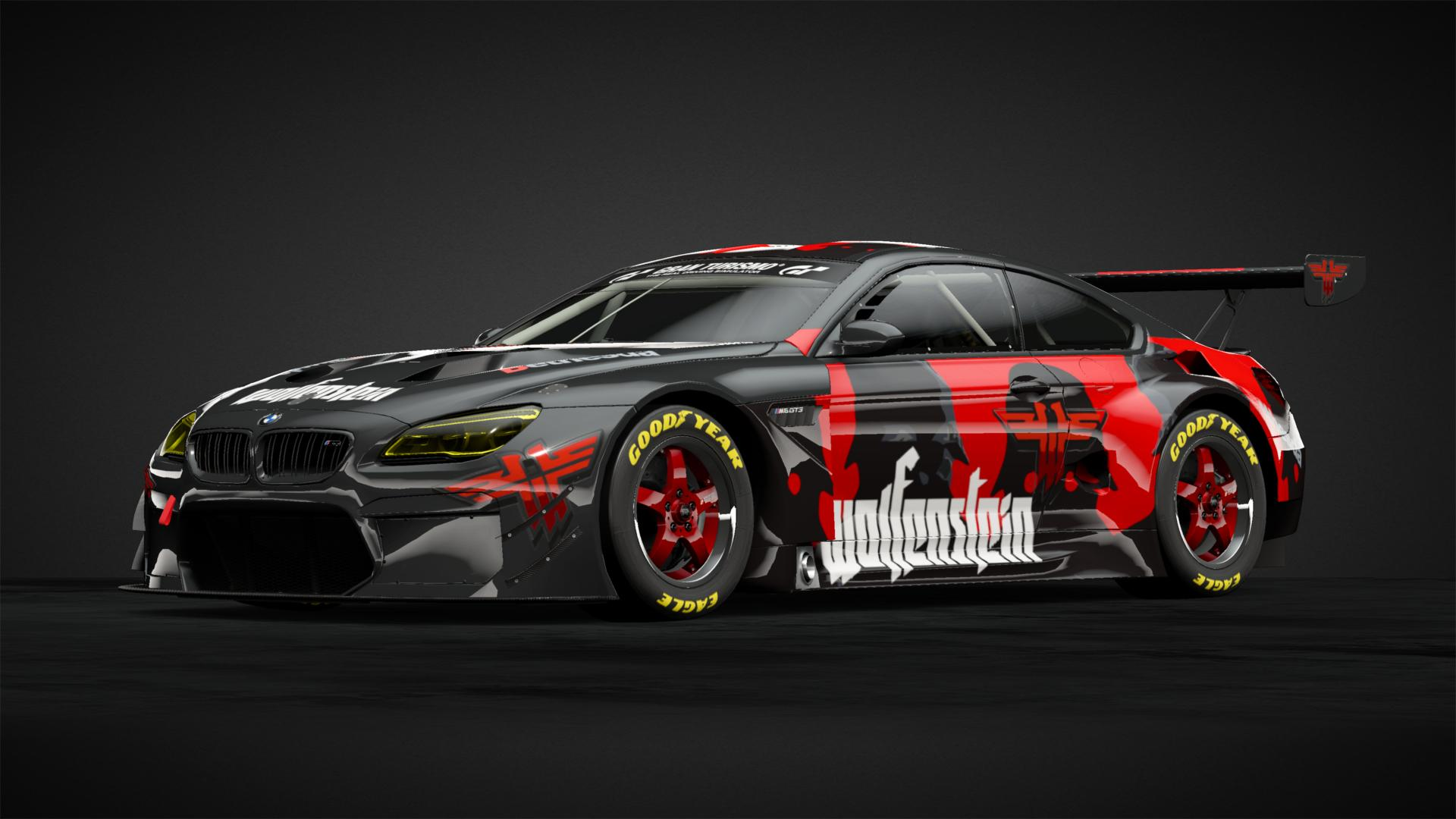BMW Wolfenstein Car Livery by hanscurrywurst12 munity