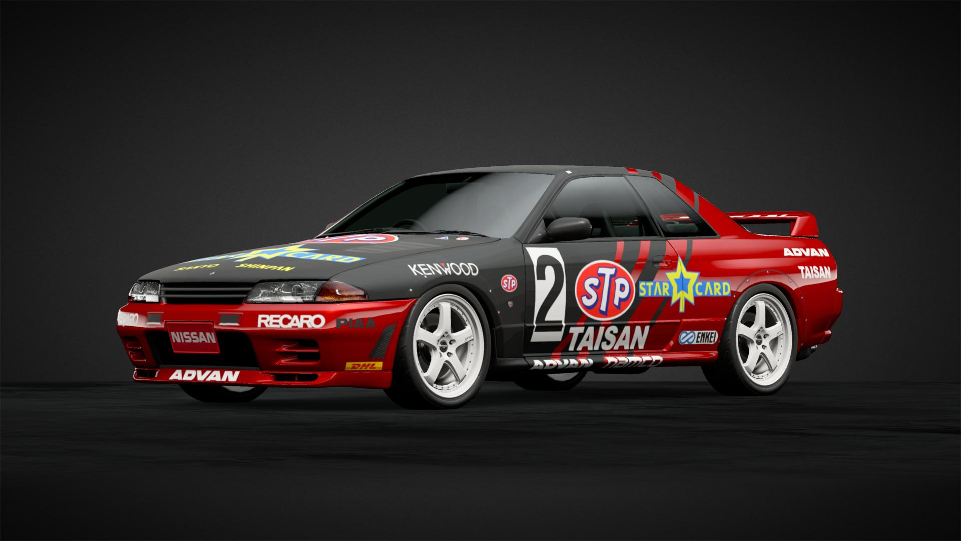 Taisan GTR N1 - Car Livery by Dirt_Beezle | Community | Gran