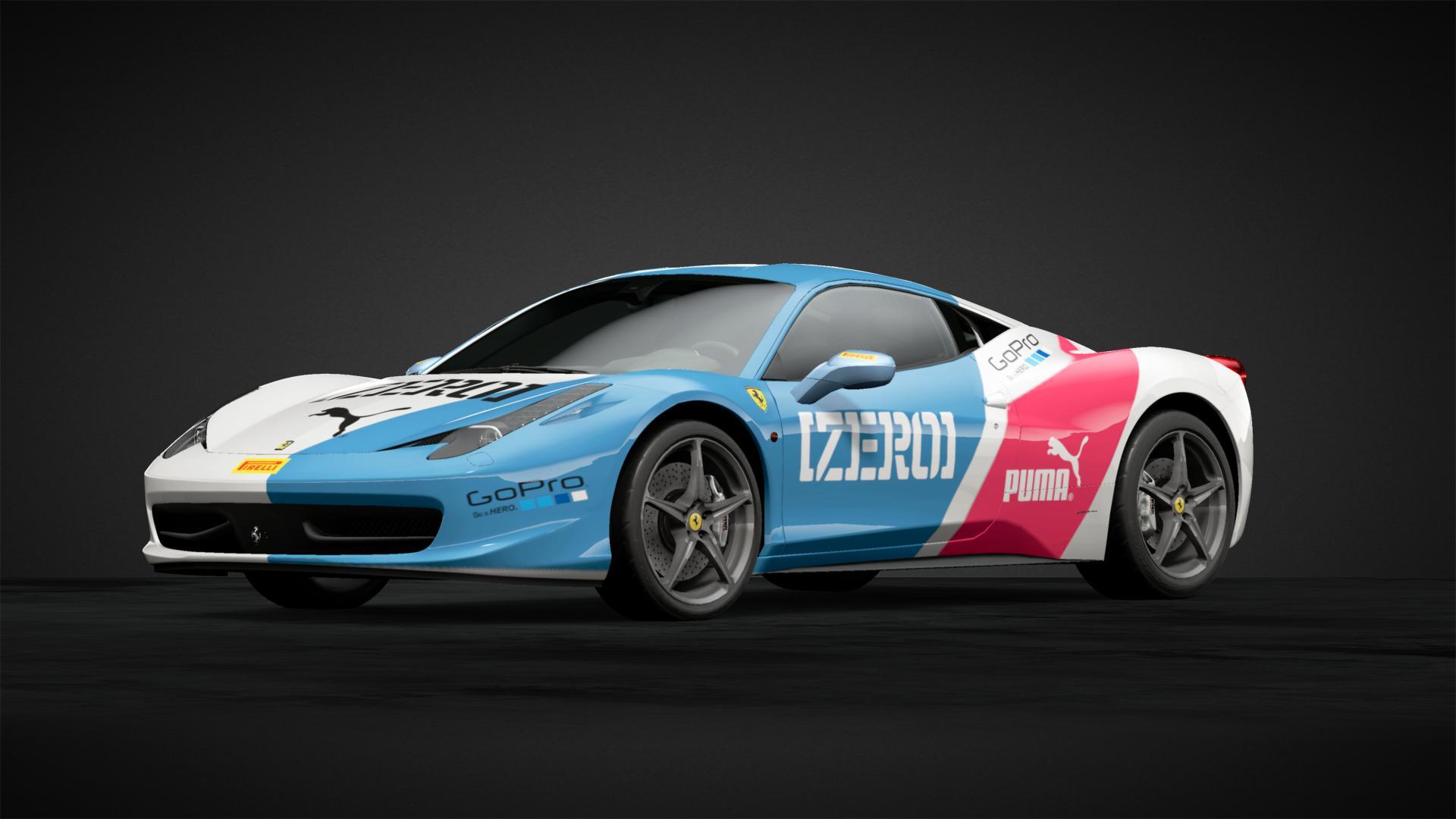 Zero Car Livery By Franrari343 Community Gran Turismo Sport
