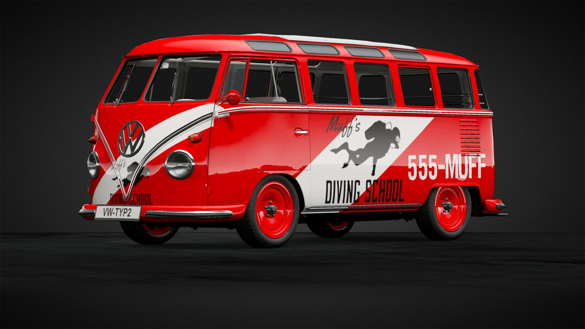 Diver Down Car Livery By Tooslowmonroe Community Gran