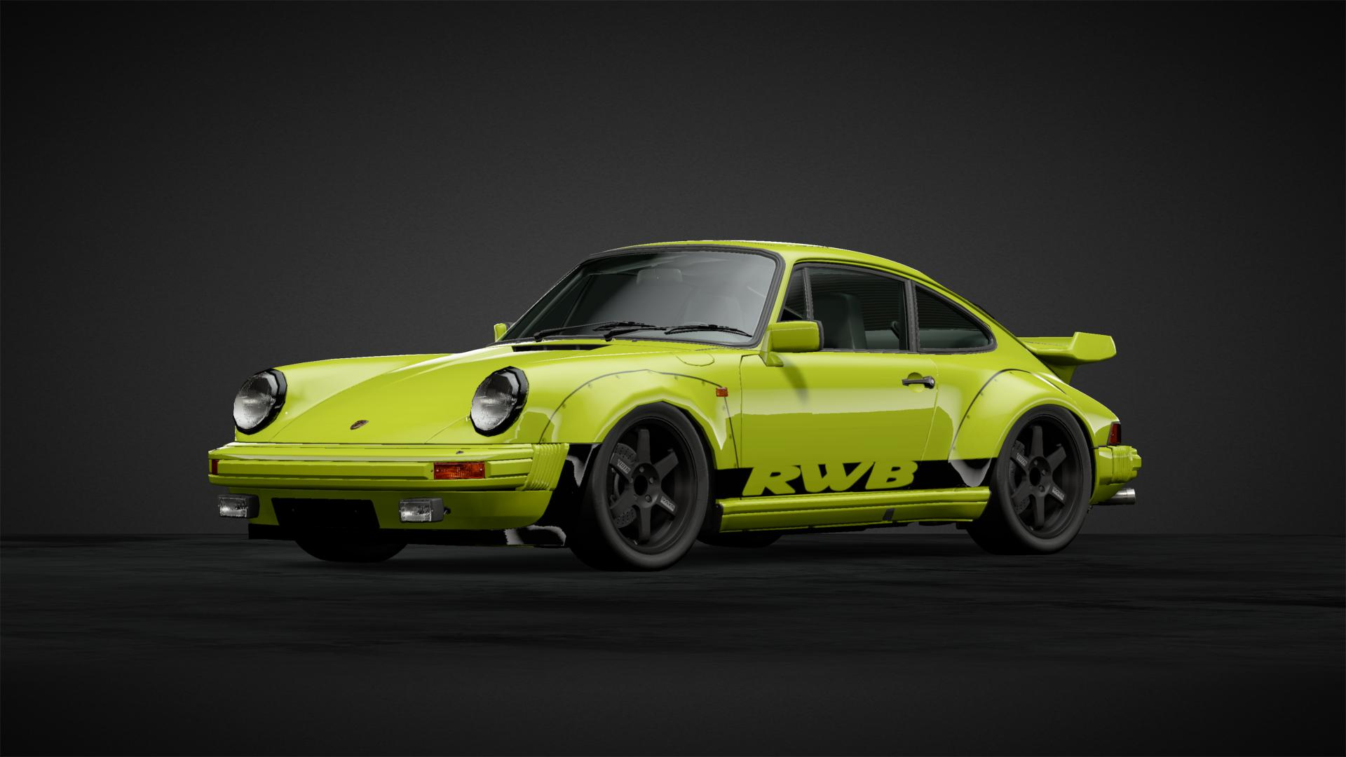 Porsche 911 Turbo Rwb Car Livery By Stez 70 Community Gran Turismo Sport