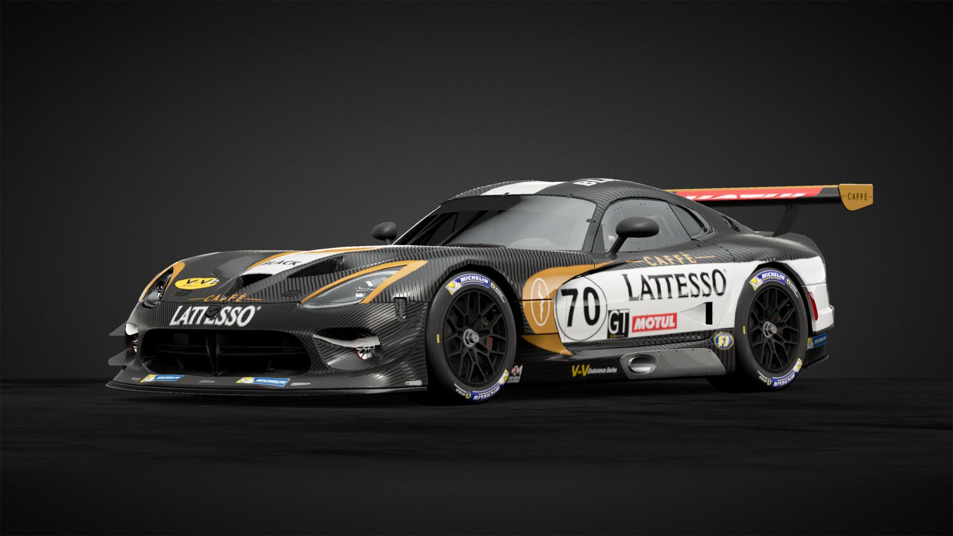 Caffe Lattesso Car Livery By Mex Racing Community Gran