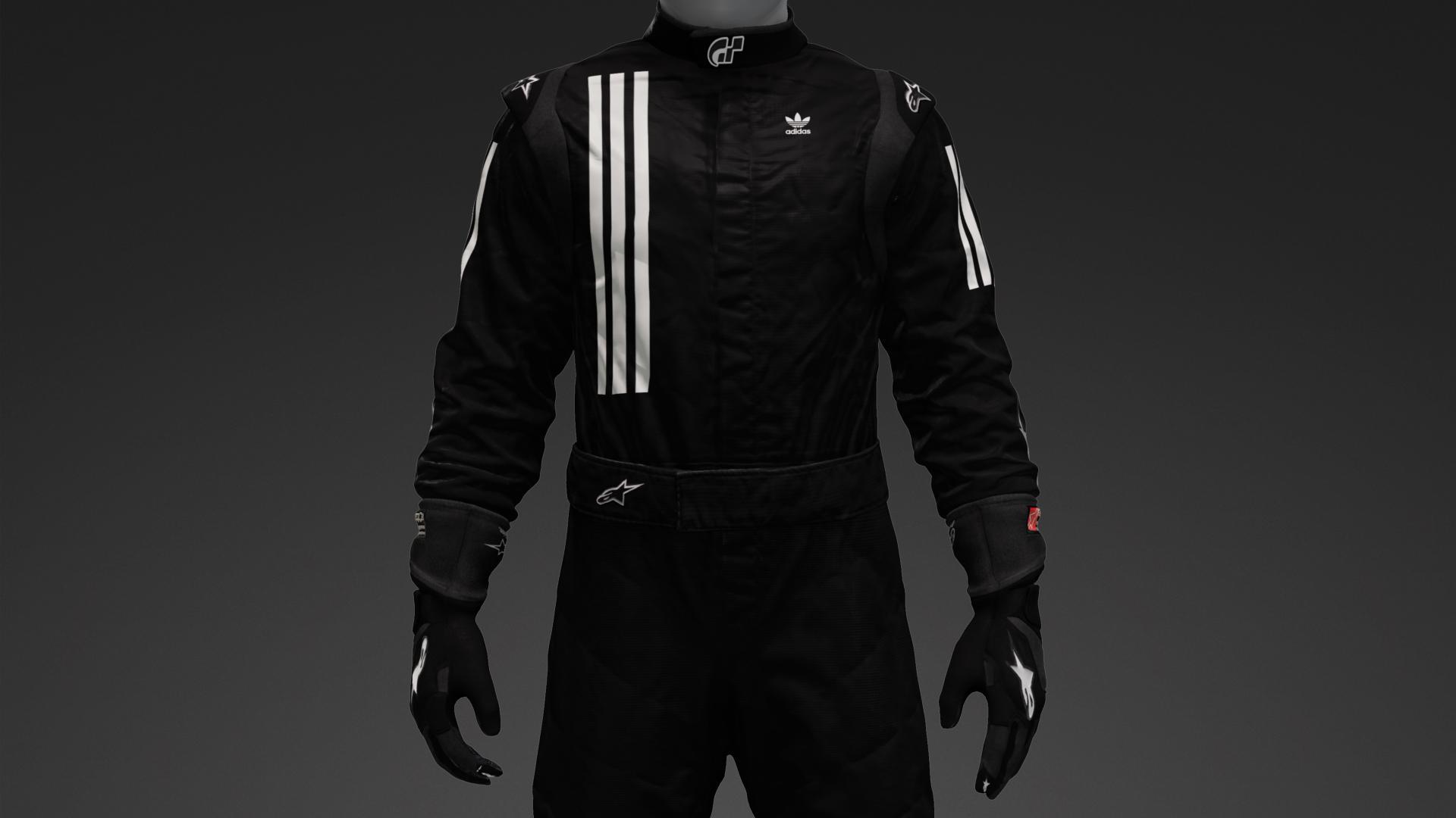 Adidas Pilot Vest Suit Livery by Sentinel02ITA | Community