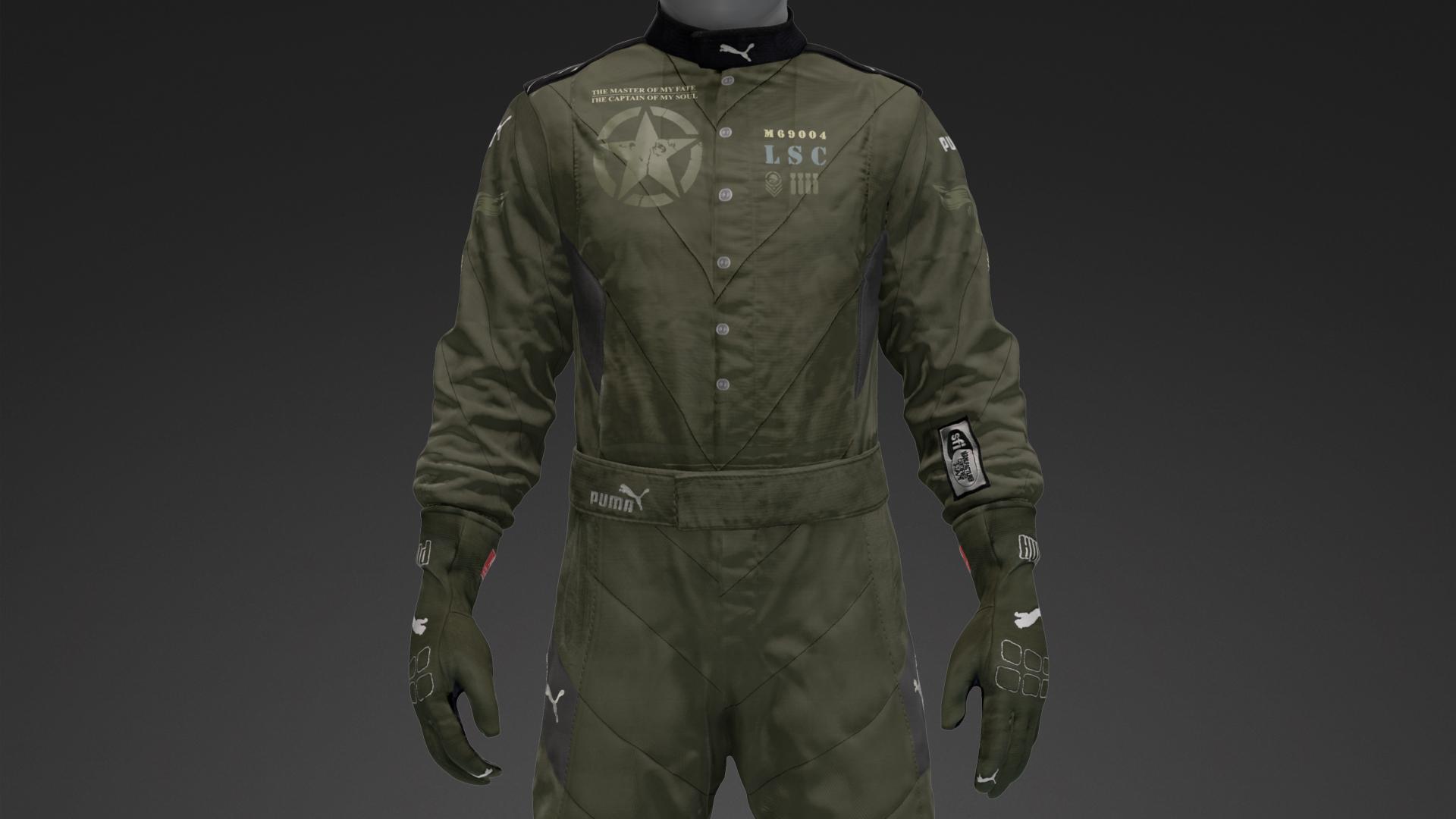 Fambajen - Suit Livery by fambajen | Community | Gran Turismo Sport