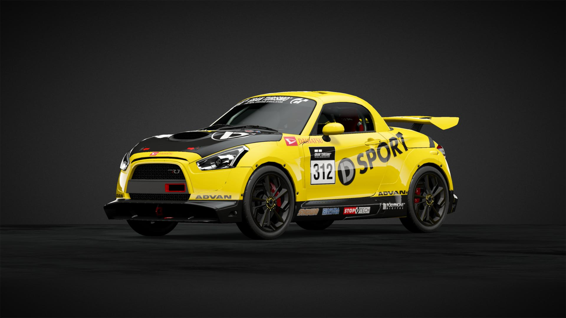 Dsport Daihatsu Racing Car Livery By Ghostrider135 Community
