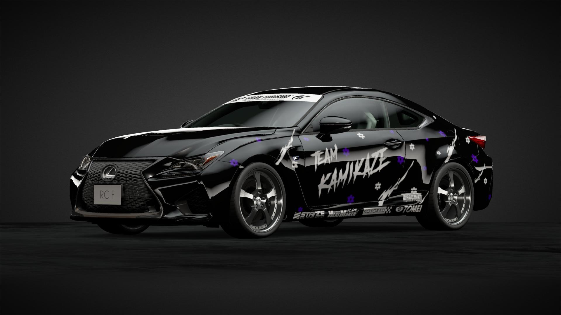 Team Kamikaze Car Livery By Aao Maty Community Gran Turismo