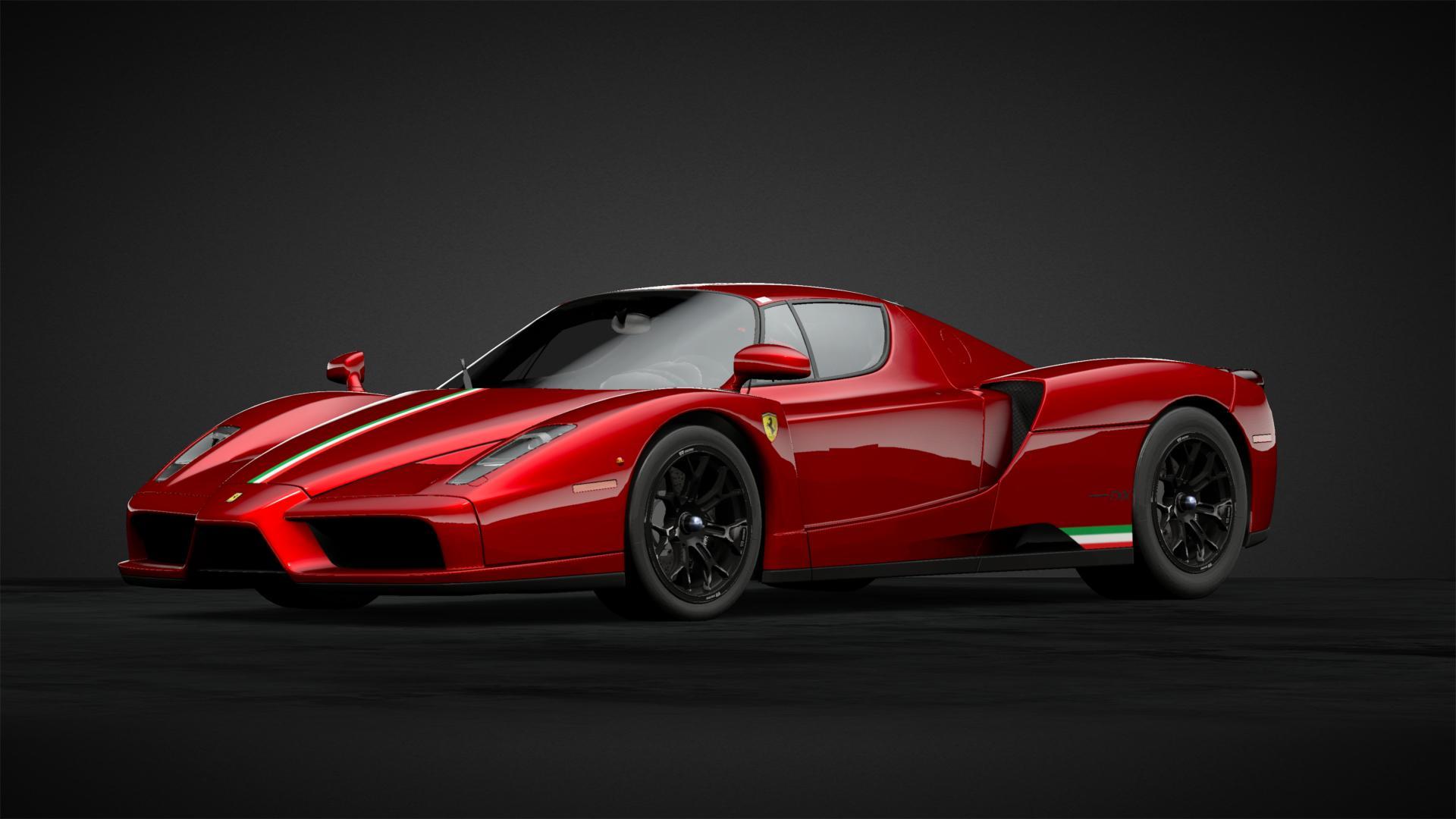 2021 Enzo Ferrari Car - Car Wallpaper