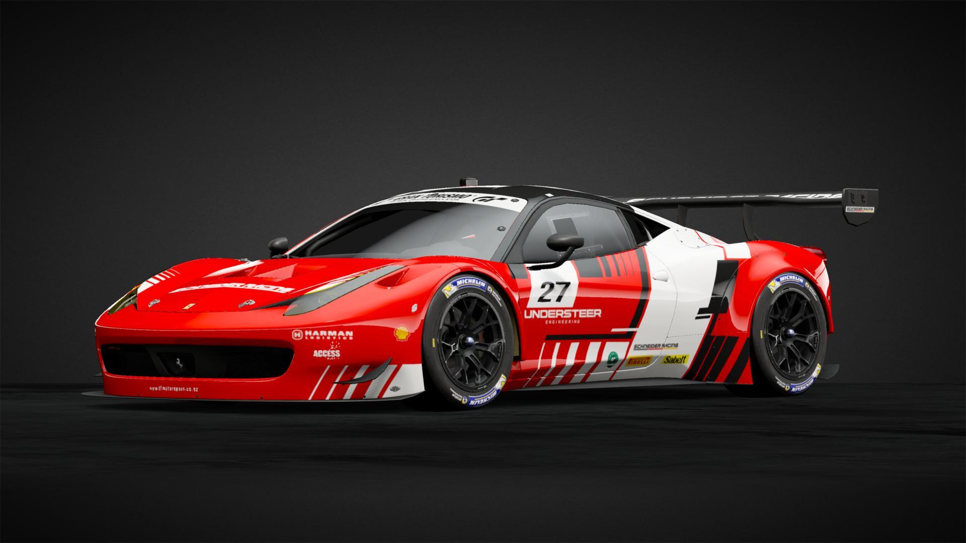 ferrari italia racing livery , Car Livery by GTAdrive
