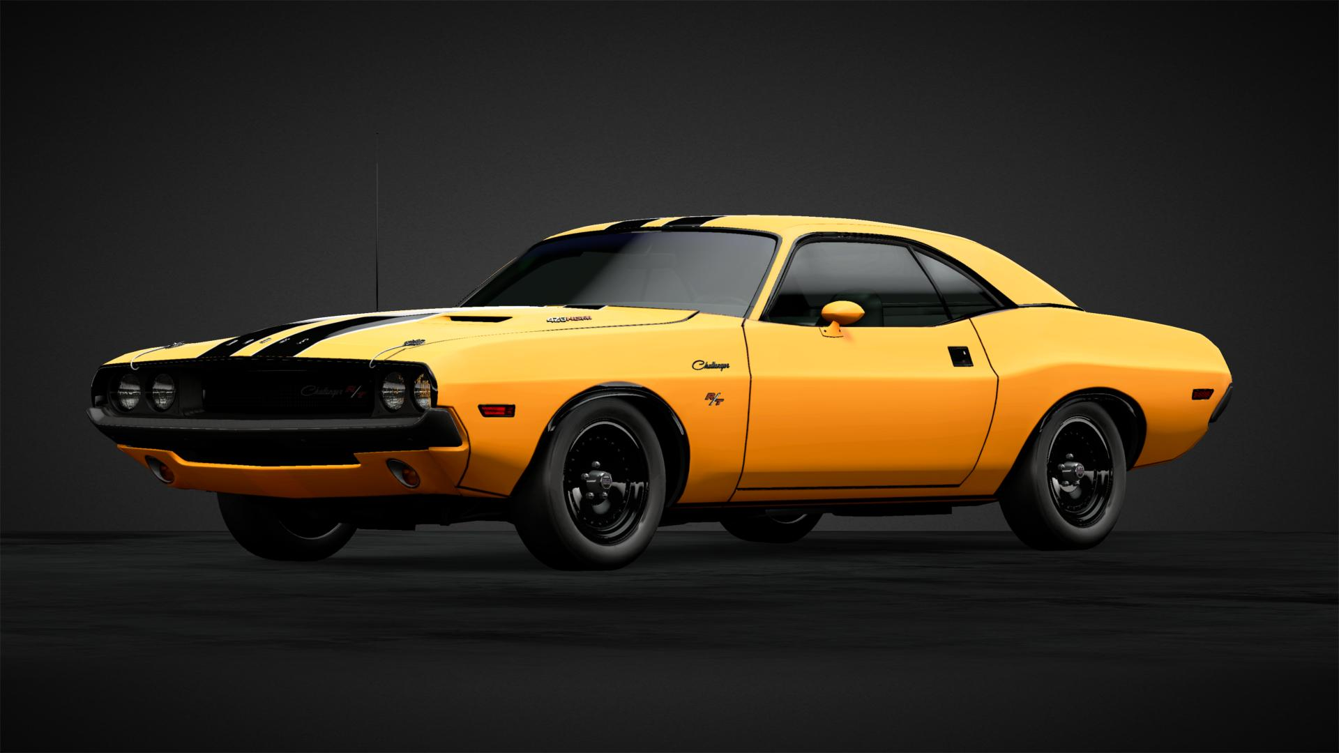 Driver: San Francisco Challenger - Car Livery by atheistsw