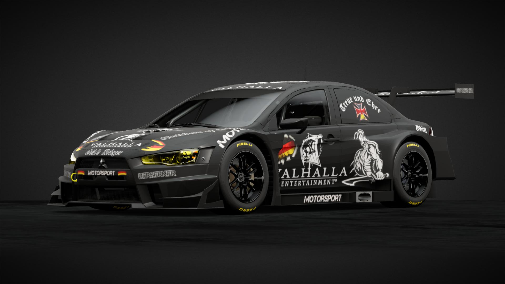 Valhalla Entertainment Car Livery By Germania Storm Community Gran Turismo Sport