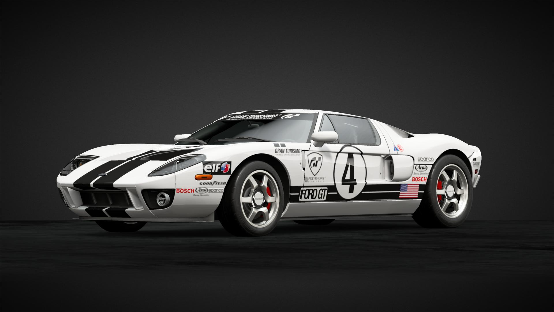 Ford Gt Lm Race Car Spec Ii Car Livery By Rogholmespne Community Gran Turismo Sport