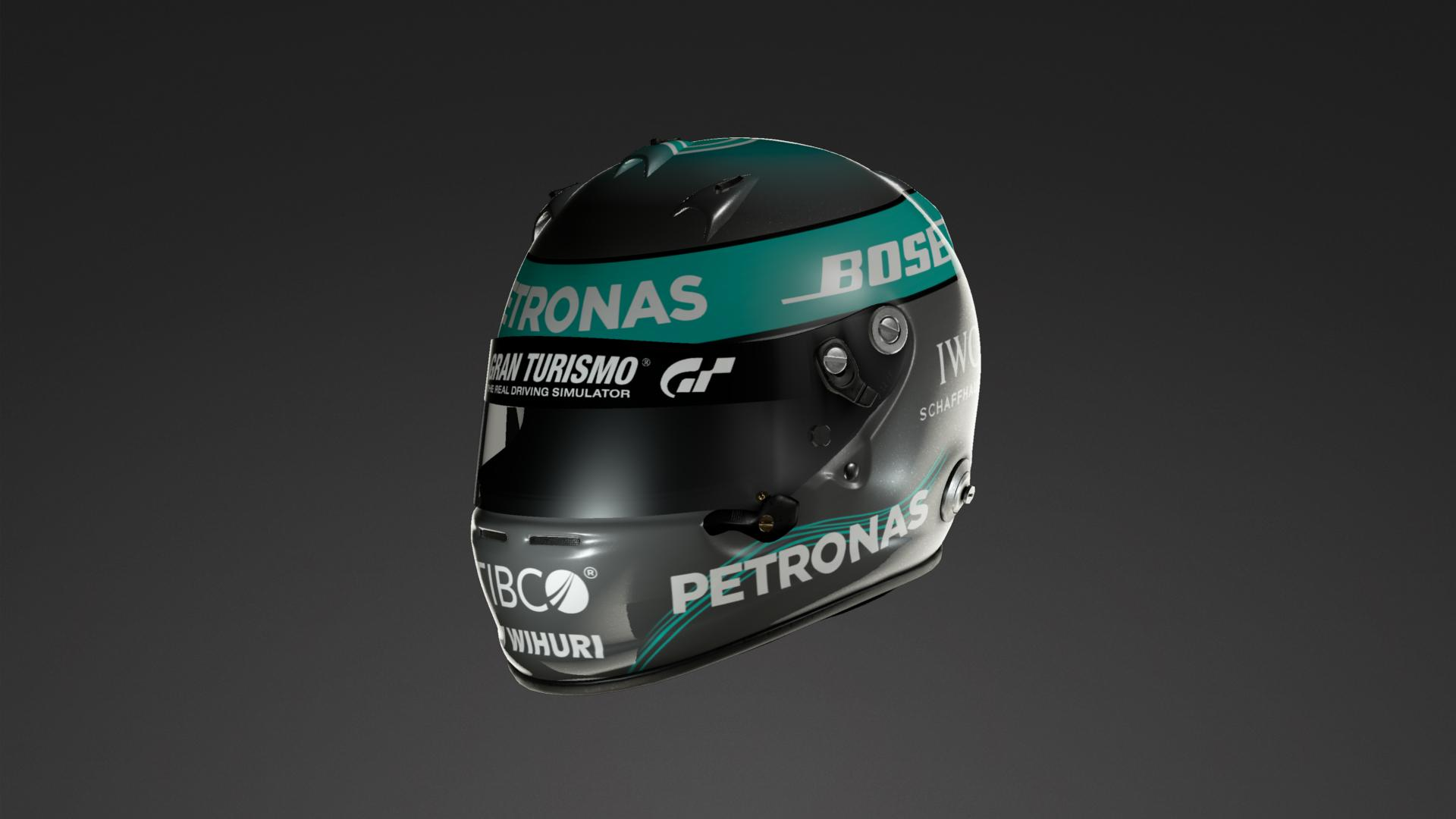Petronas Helmet Livery By Yutanarasu Go Community Gran