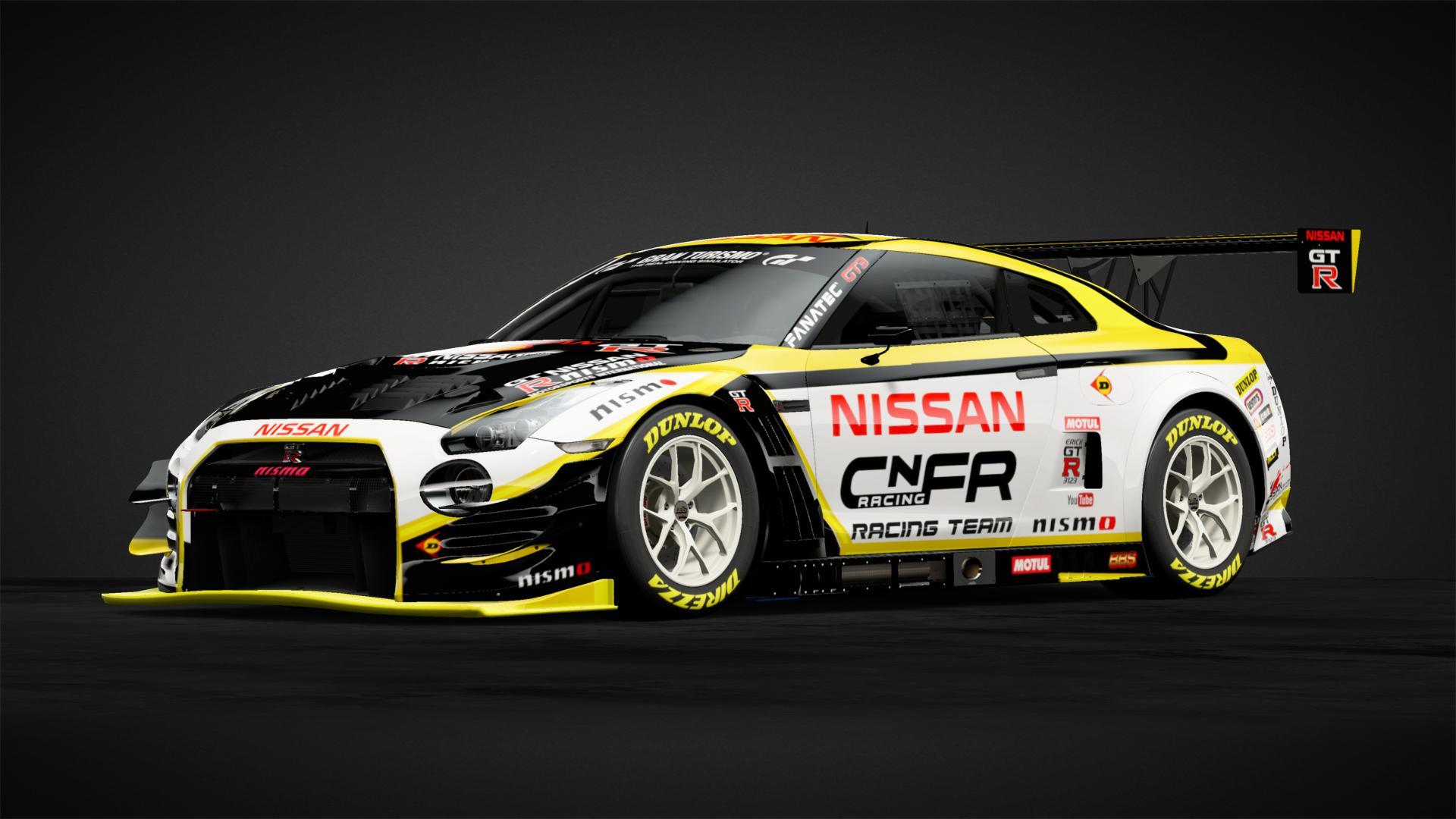 143d2502d1 Nissan Nismo GTR Team cnf racin - Car Livery by anos2567 | Community ...