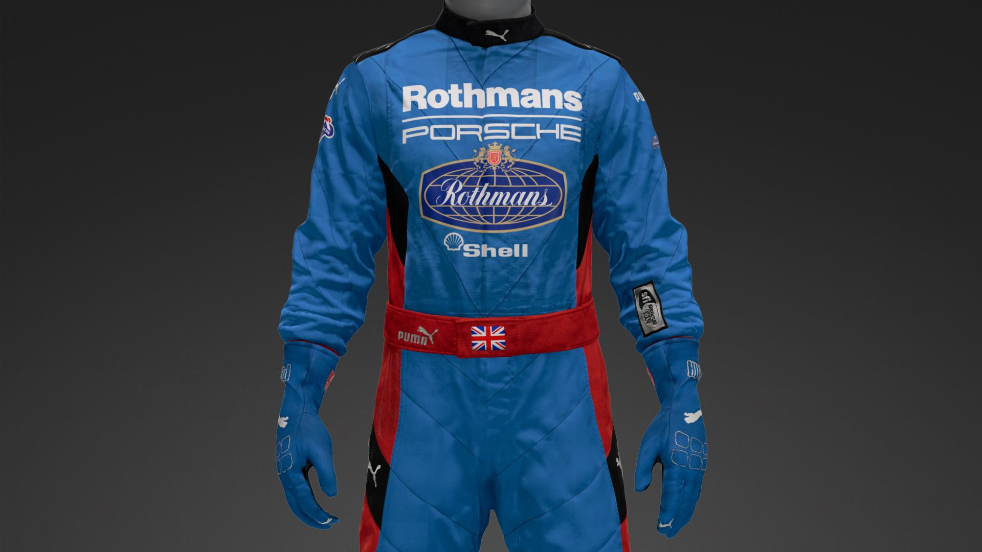 Rothmans 8 Suit Livery By Insert Coin 08 Community