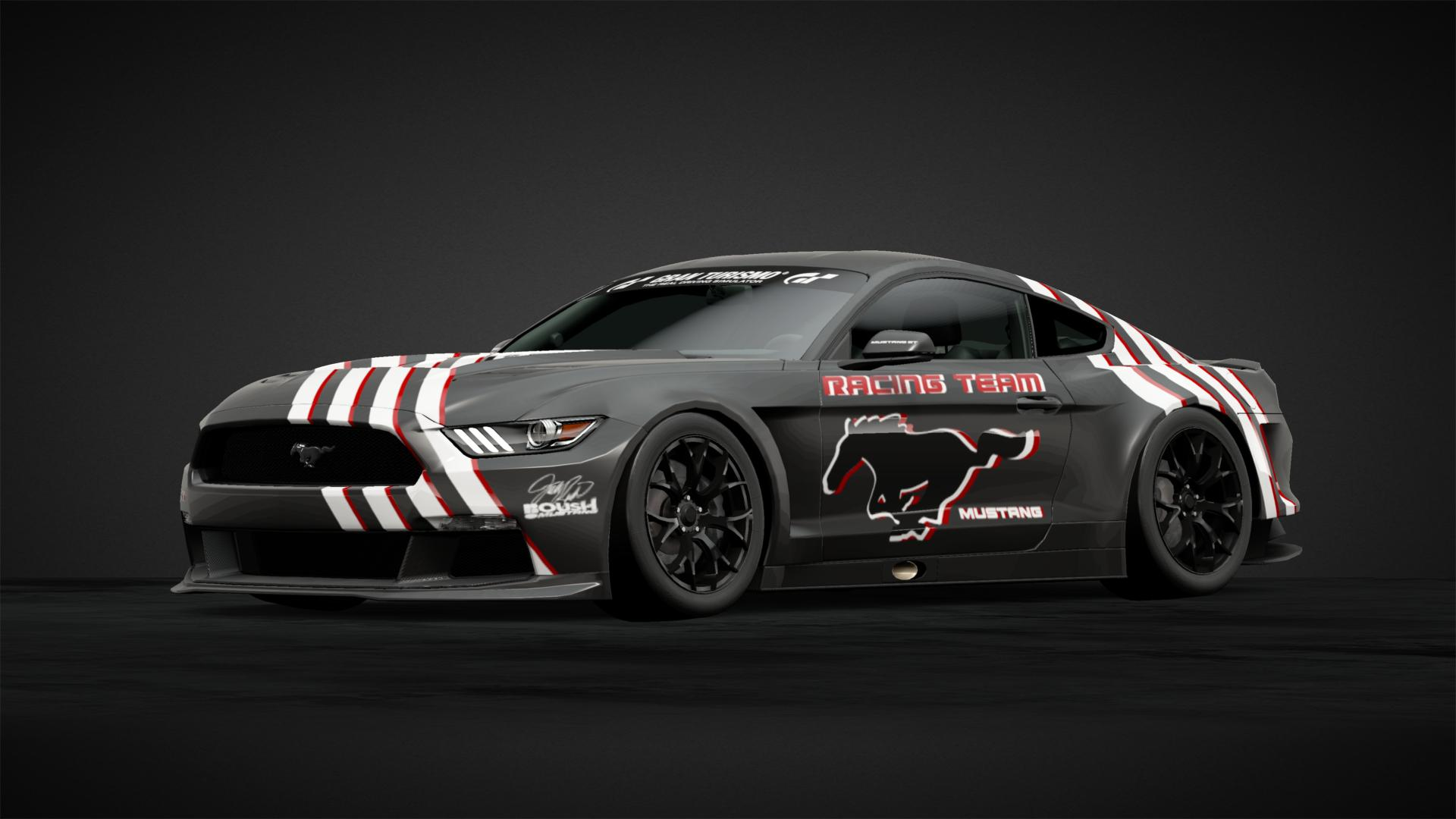 Mustang gt car livery by m22600 community gran turismo sport