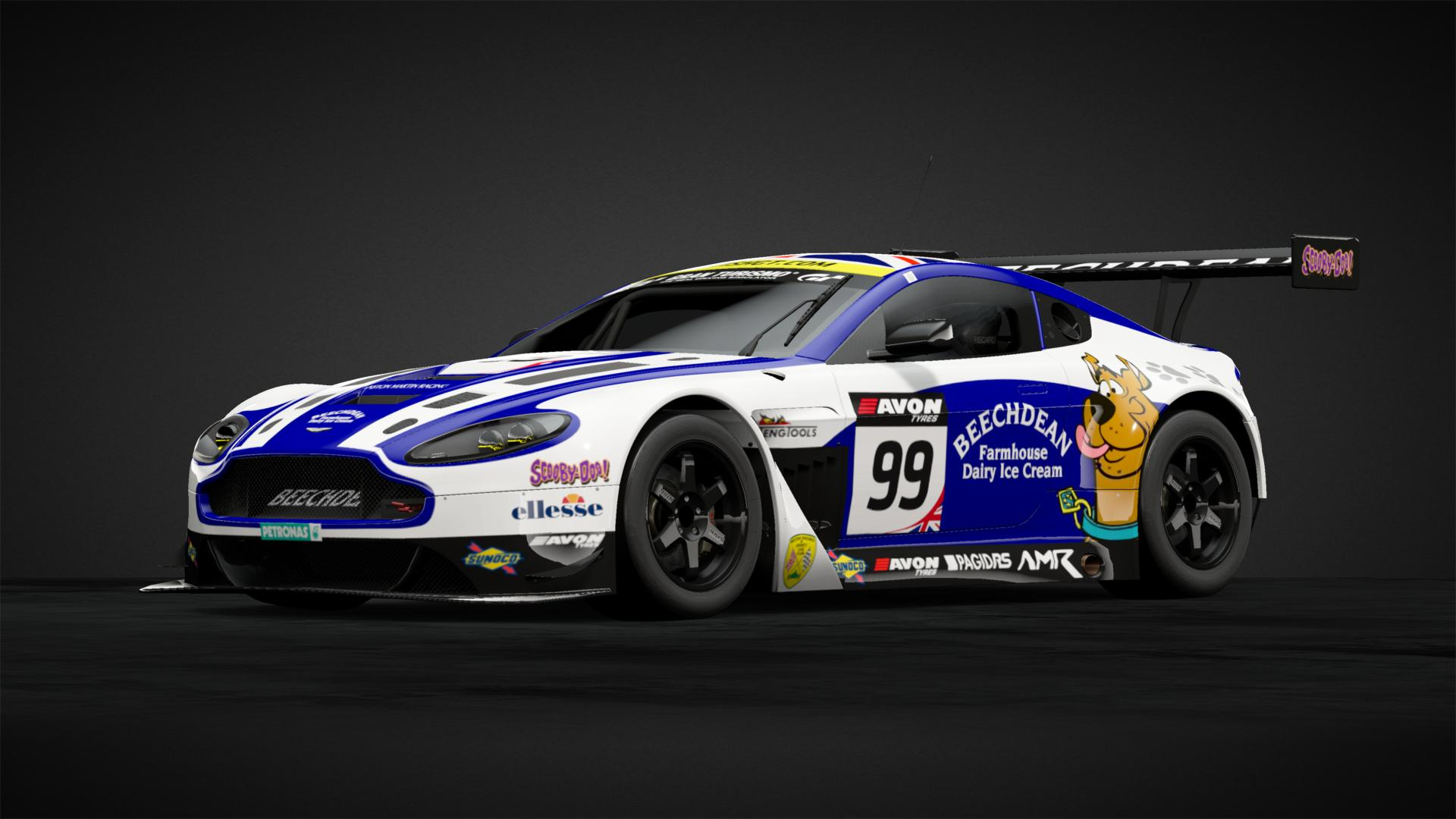 Beechdean - Car Livery by MSwain84   Community   Gran