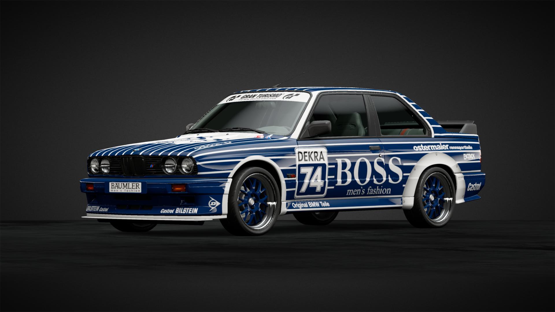 Boss Motorsport Car Livery by Baco0974 munity