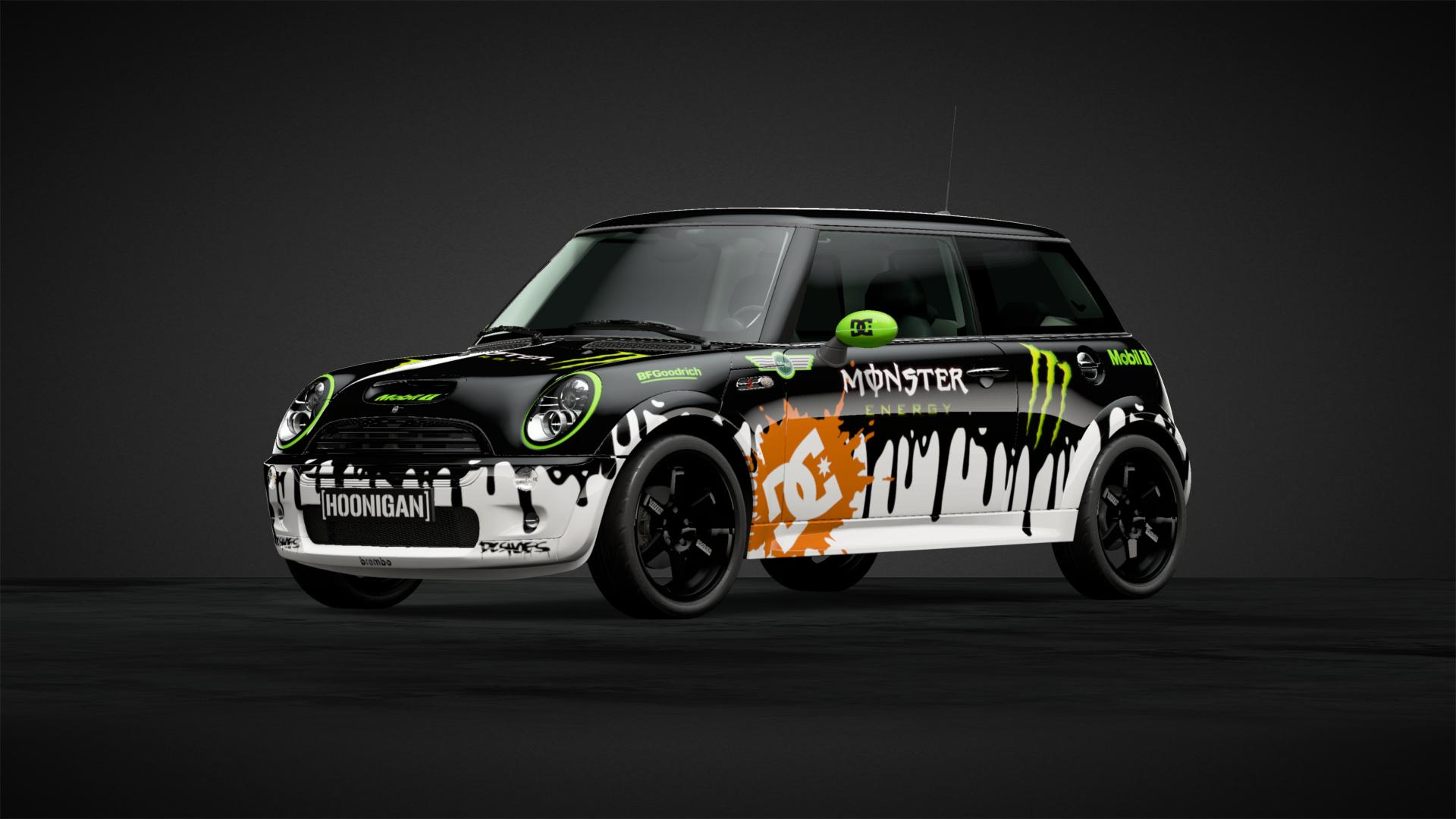 Monster mini - Car Livery by davdig   Community   Gran