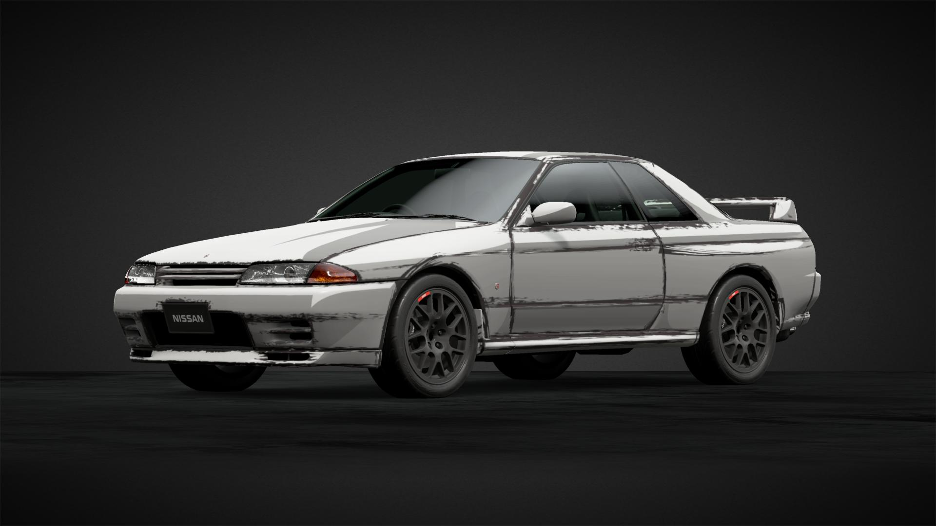 Skyline GT R V・spec II (R32) U002794. Add To Collection. 10353679. Car Livery.  Skyline ...