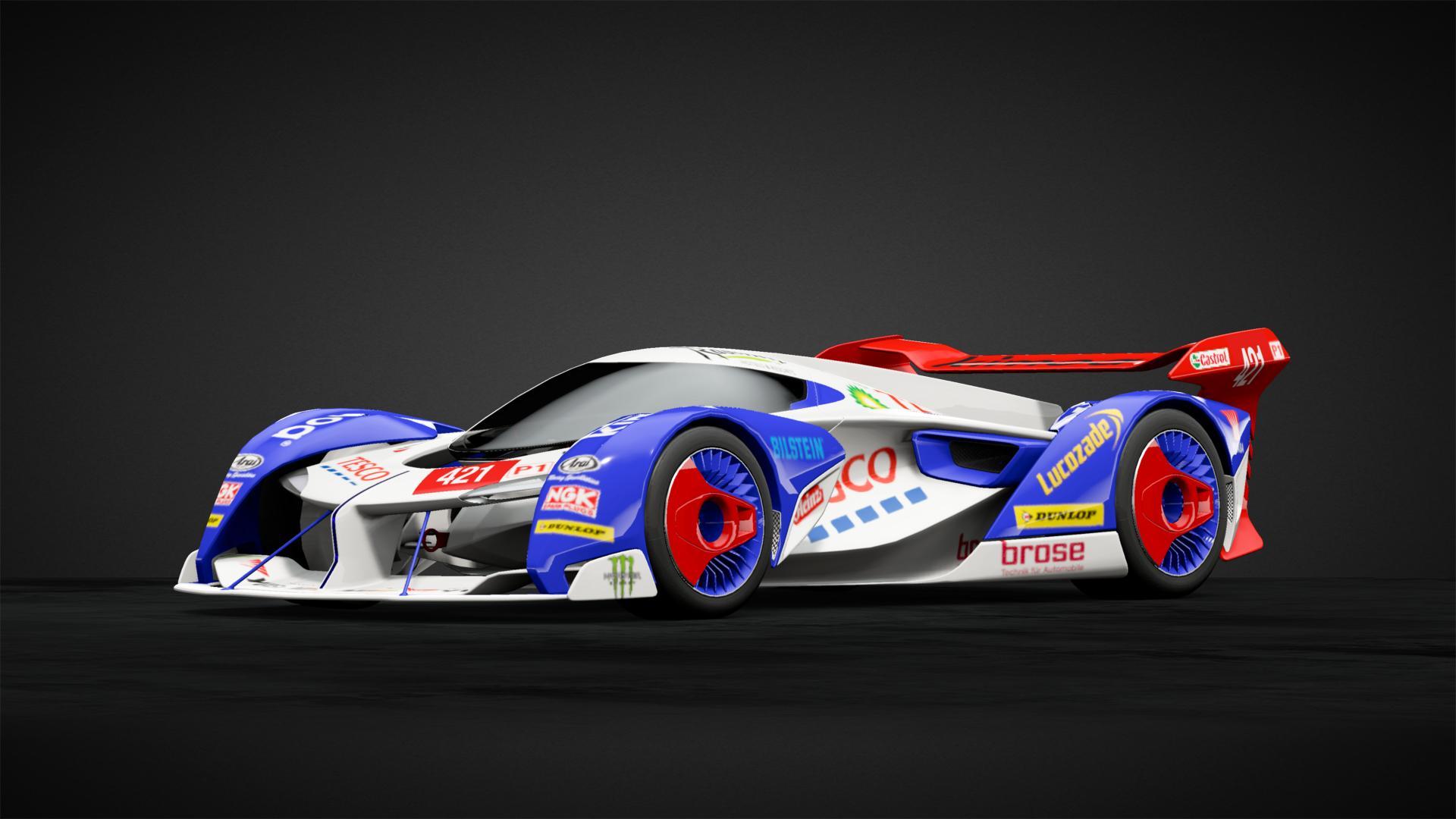 703250ca38a9 Project 21 team tesco ngr l24 - Car Livery by darkkarter421 | Community |  Gran Turismo Sport
