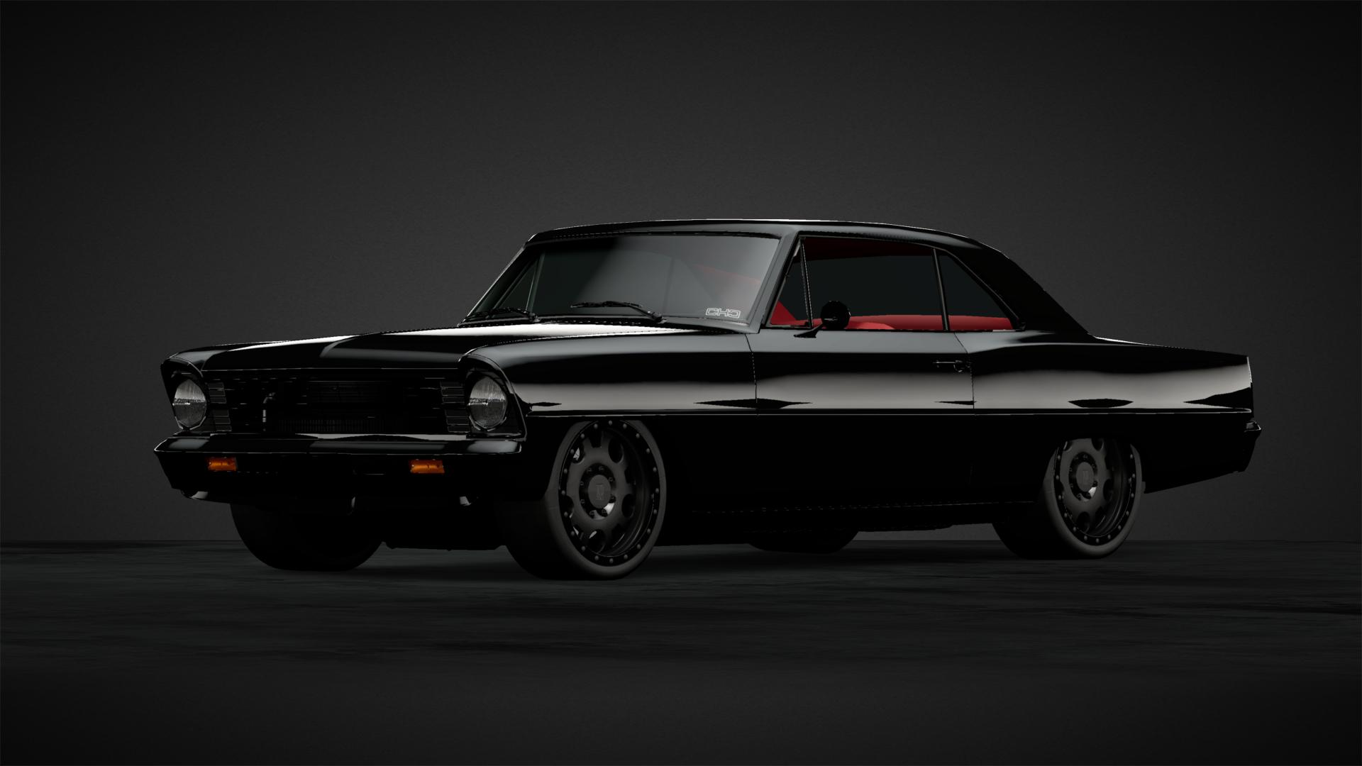 Blacked Out Nova Car Livery By Dirtylittlebeach Community Gran