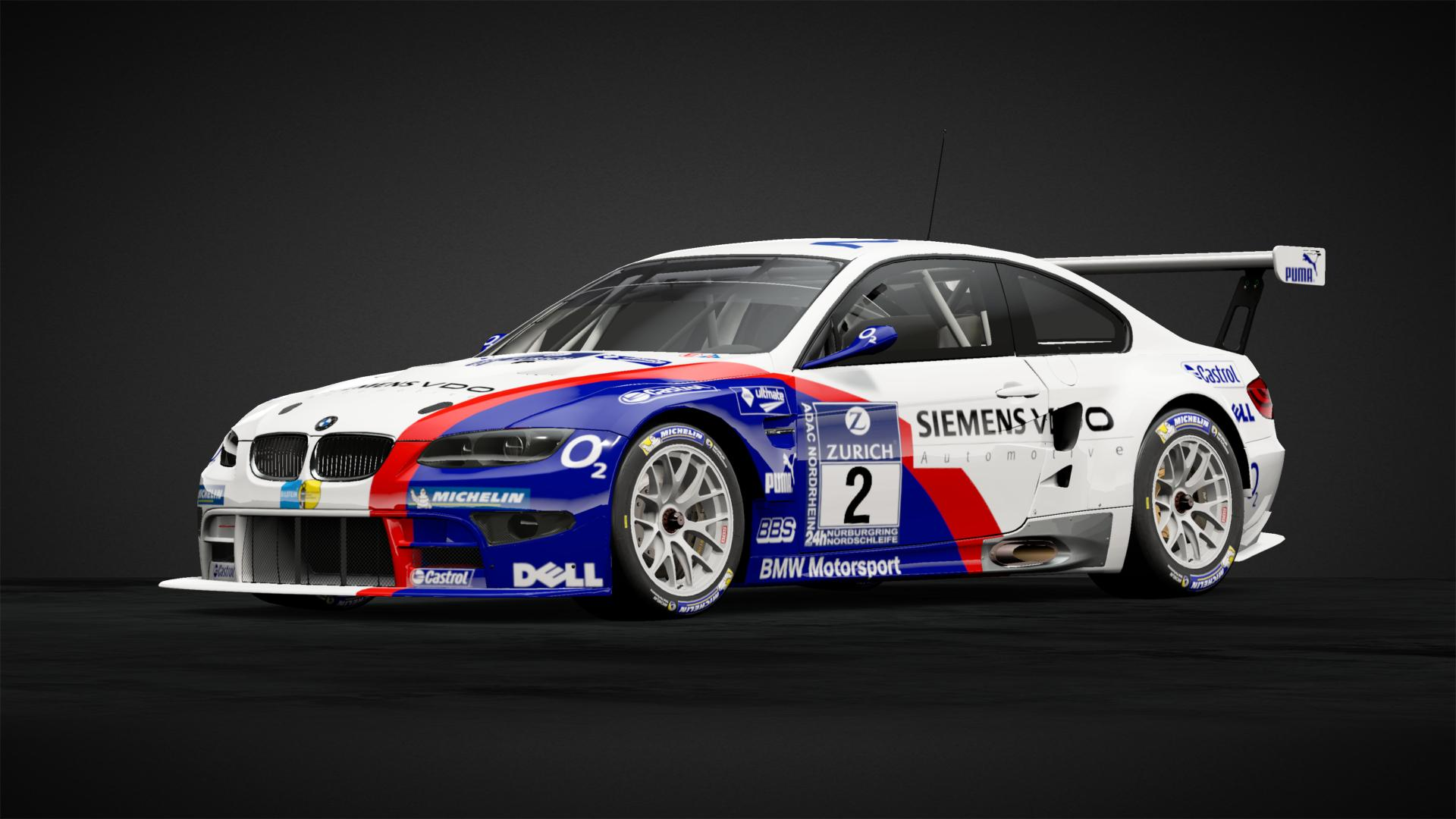 Replica Bmw M3 E46 Gtr 2004 Car Livery By Mariotej22 Community