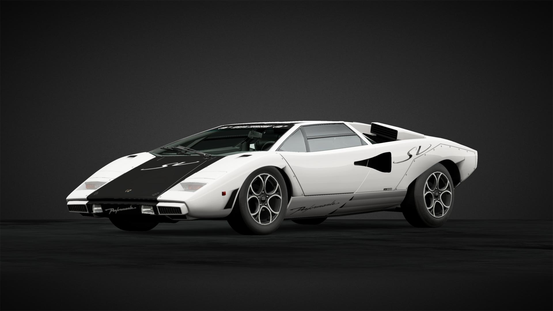 Lamborghini Countach Sv Car Livery By Xcolomb1anx Community