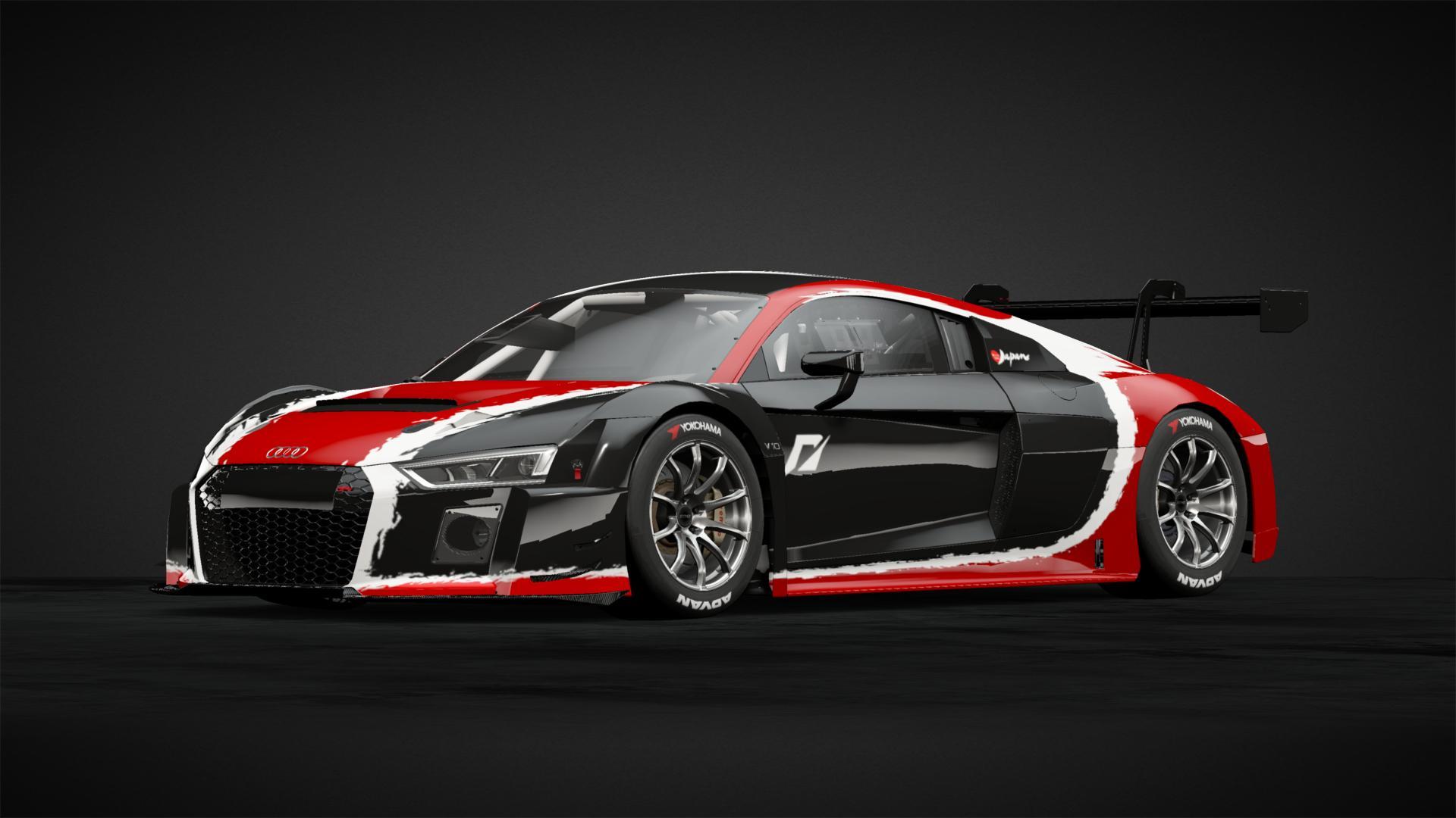 R8 GT3 Darius NFS Carbon - Car Livery by HernanLucena203
