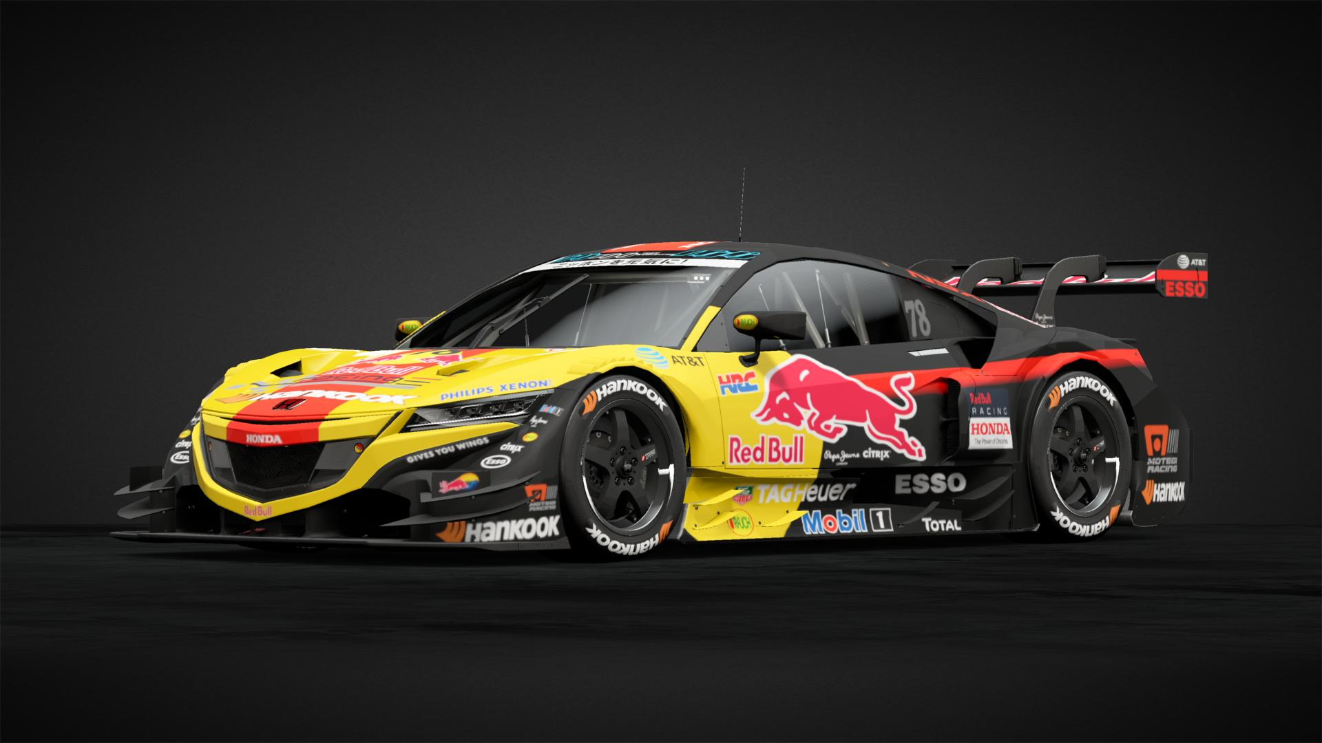 Collection nsx gt 500 - Car Livery by topgunn74   Community   Gran