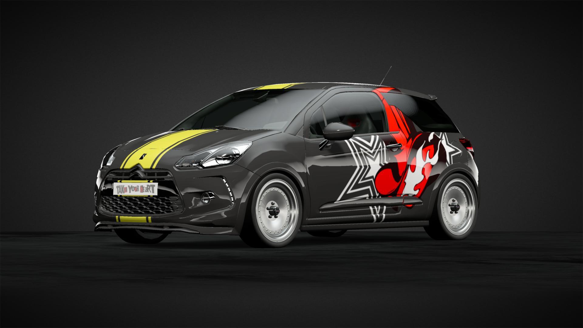 Morganabus W Thieves Logo Car Livery By FueledByMisery