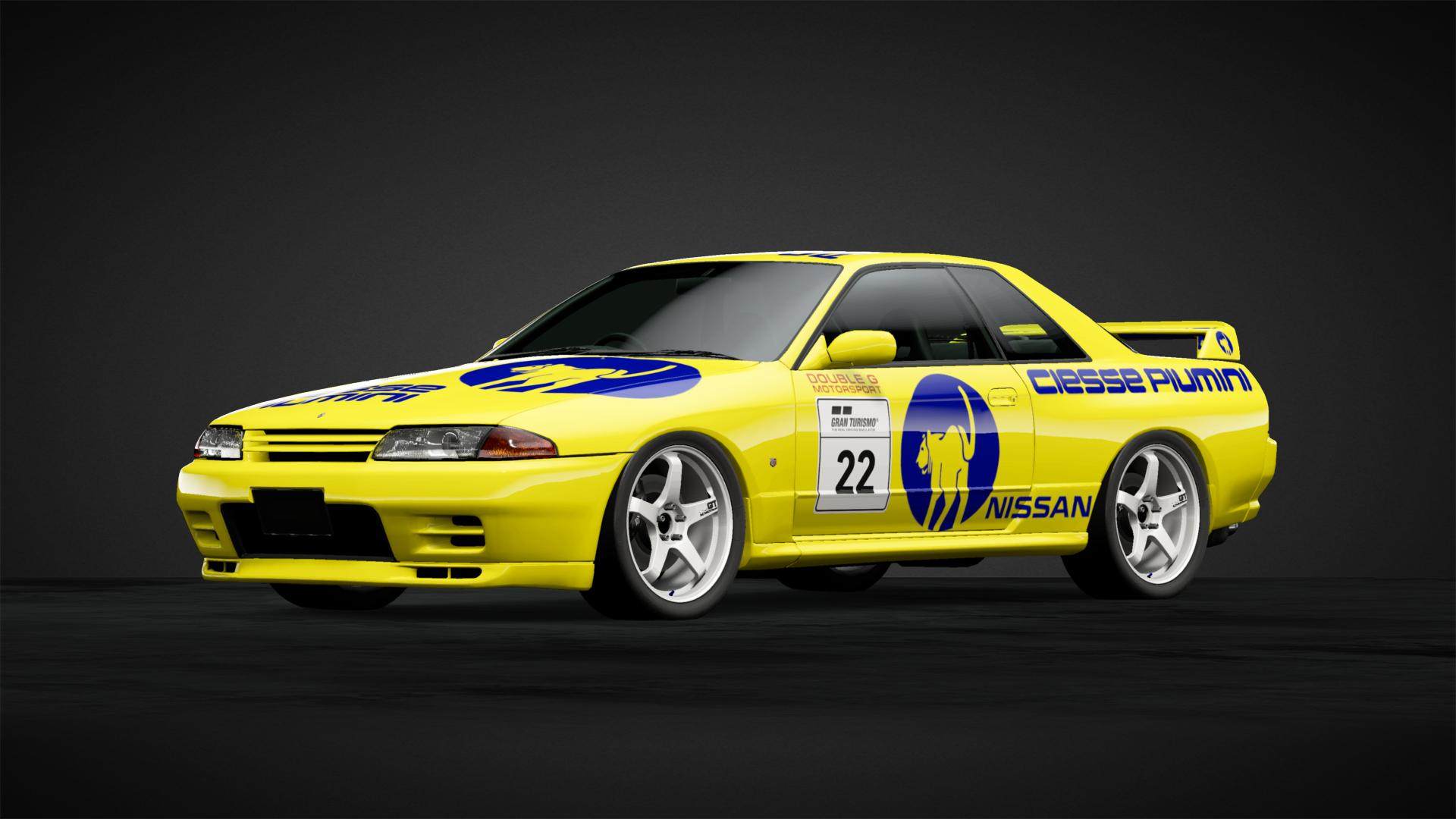 sports shoes 328ab e6c41 Ciesse Piumini Skyline - Yellow - Car Livery by doubleg213 ...