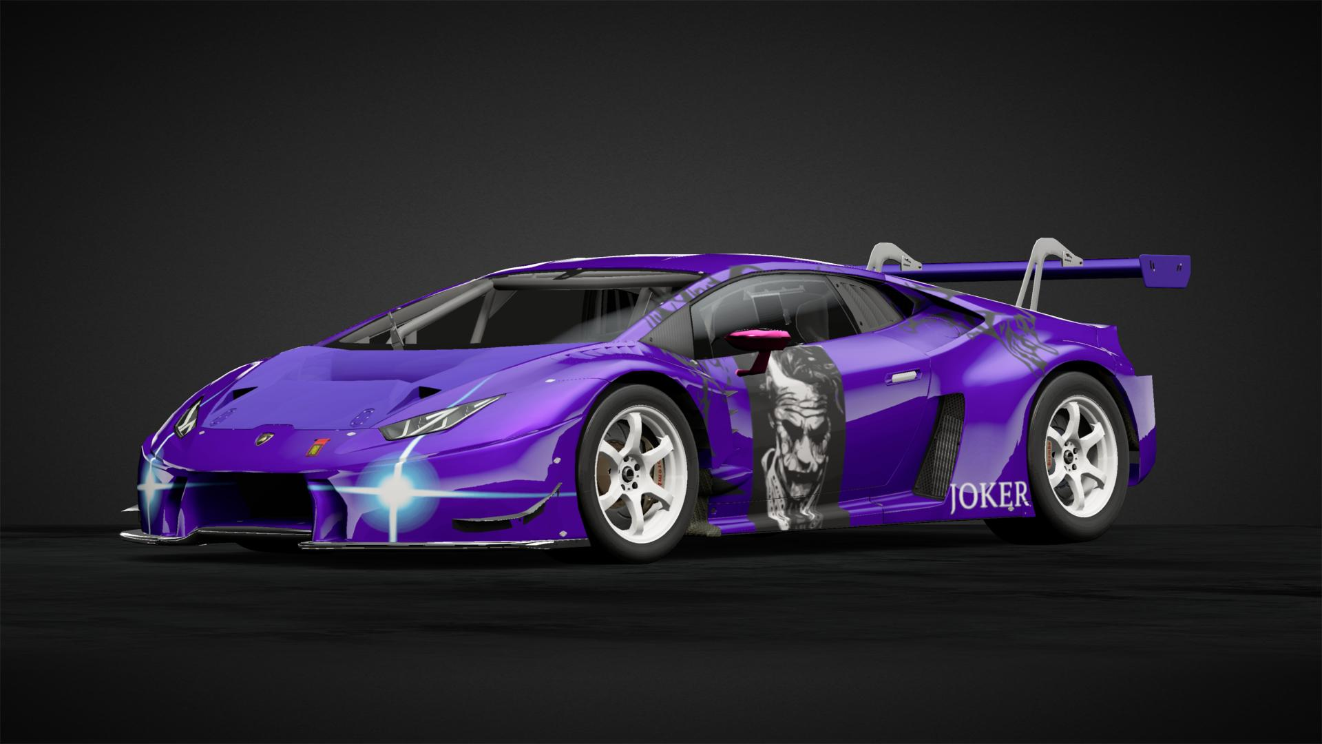 Purple Lamborghini Car Livery By Likezero Community Gran