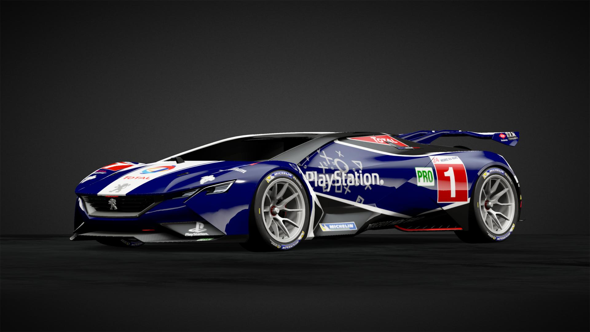 Peugeot 908 HDi FAP livery - Car Livery by Stephen220378