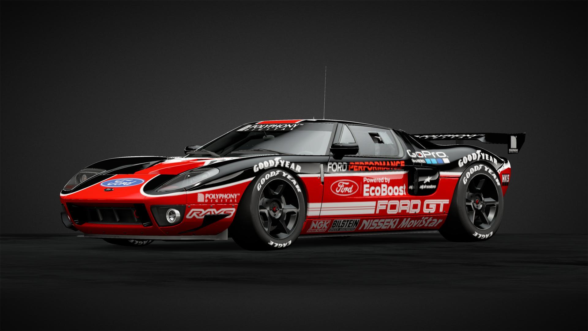 Ford Gt Lm Spec Test Car Ver  Car Livery By T Sasacom Community Gran Turismo Sport