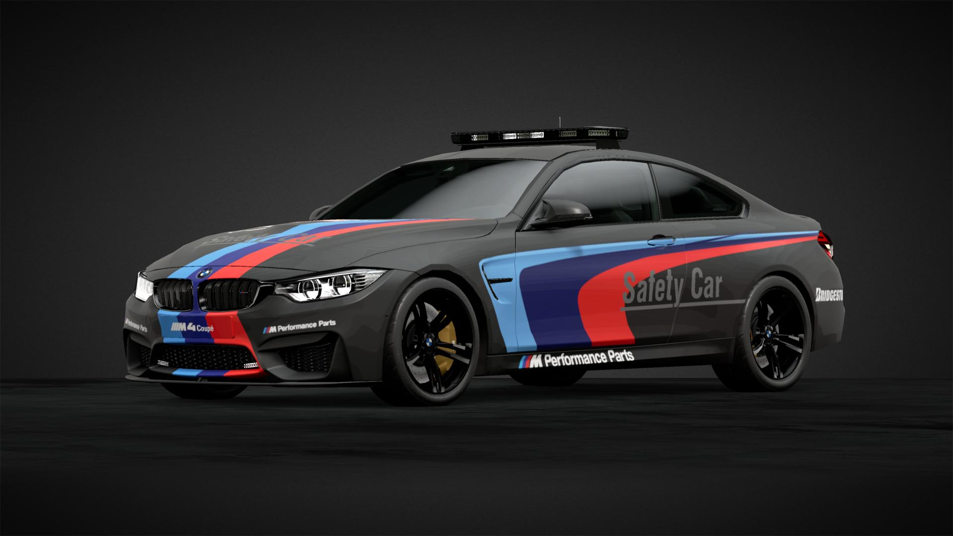 Bmw M4 Motogp Safety Car Car Livery By Oter Pungen Community Gran Turismo Sport