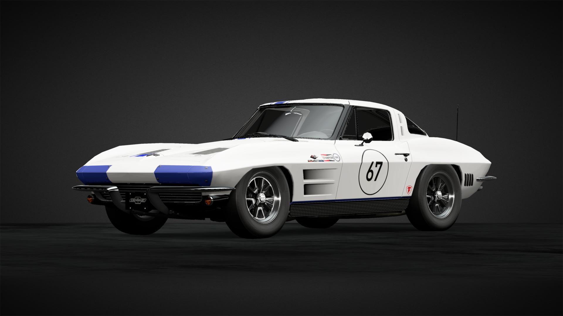 Grand Sport Sebring replica - Car Livery by gearmeister