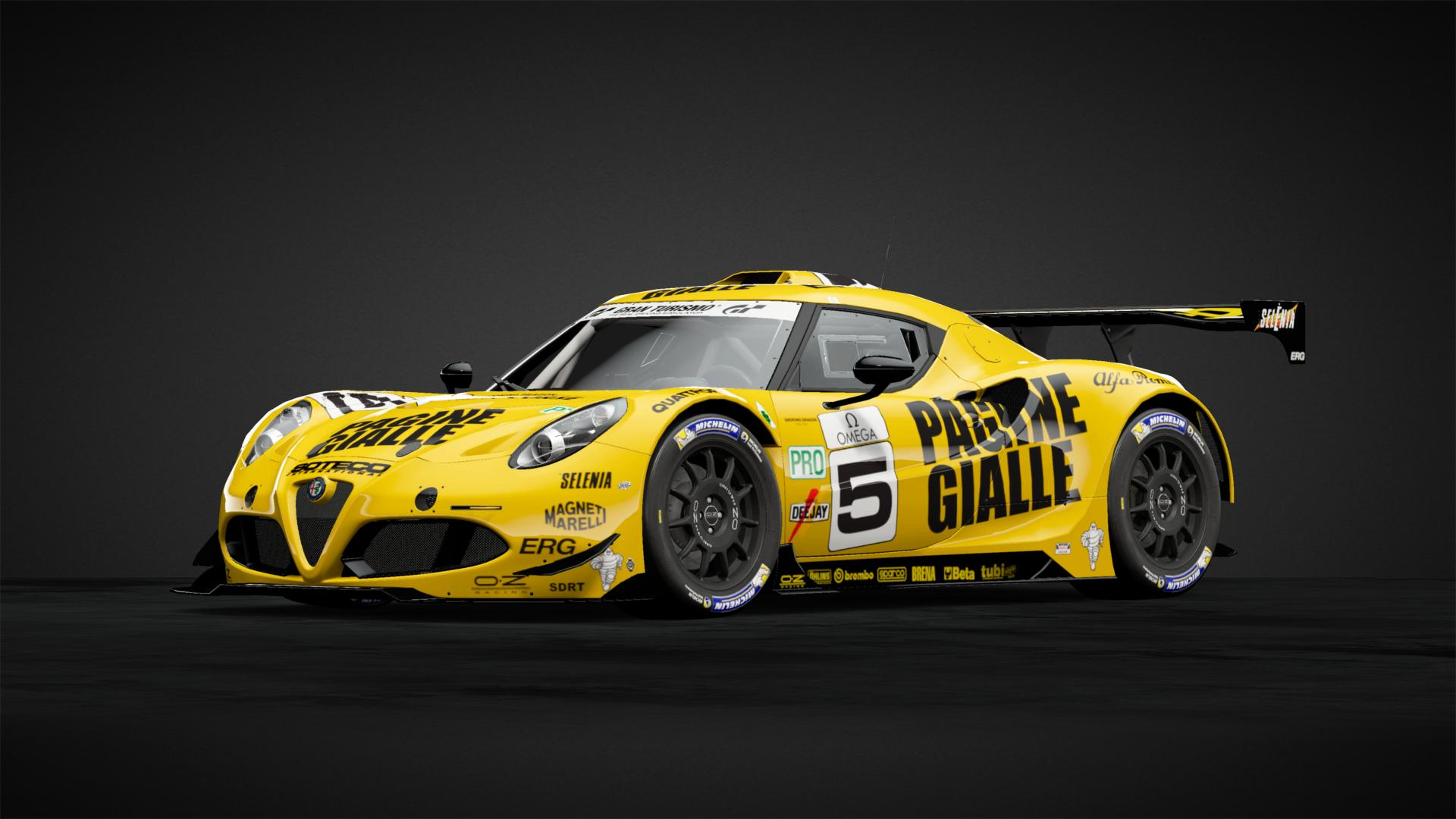reputable site dacf2 e5c33 Alfa Pagine Gialle - Car Livery by Oo_StigRosso_oO ...