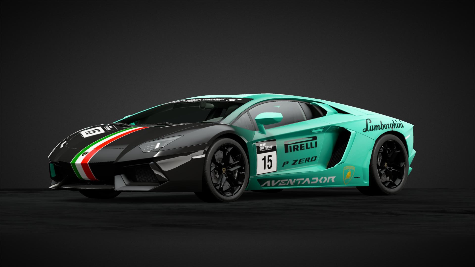 Lamborghini Aventador Car Livery By Ginjen15 Community Gran