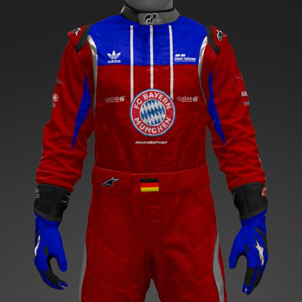 GTSport Suit Livery Search Engine