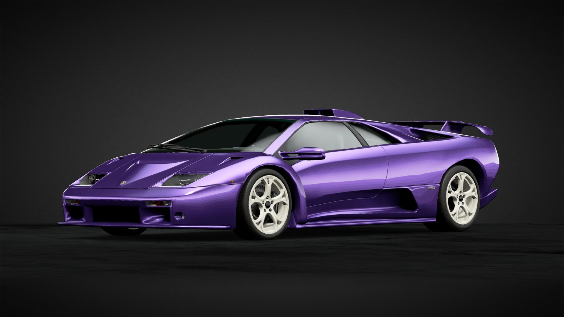 Gone In 60 Seconds Purple Car Livery By Kriszombie Community