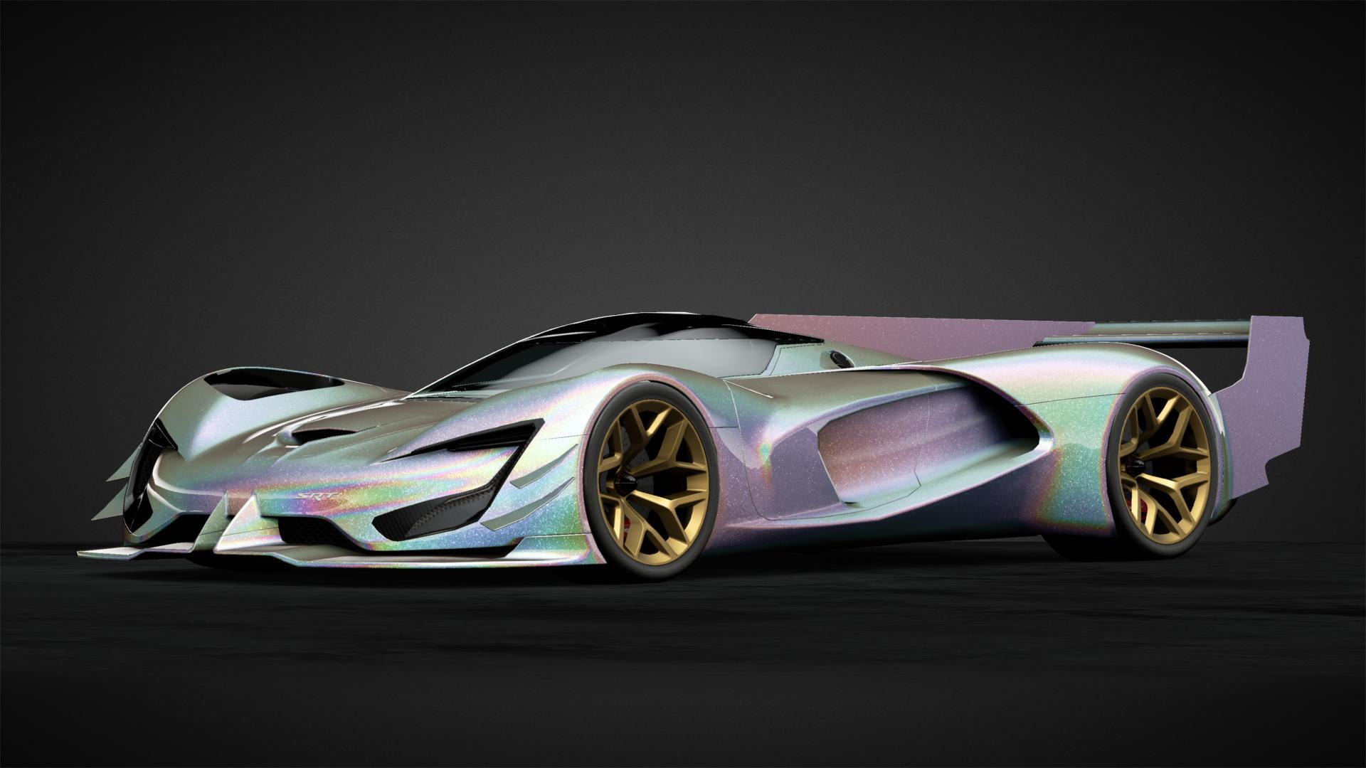 BMW's Ugliest Concept Car Inspired Puma