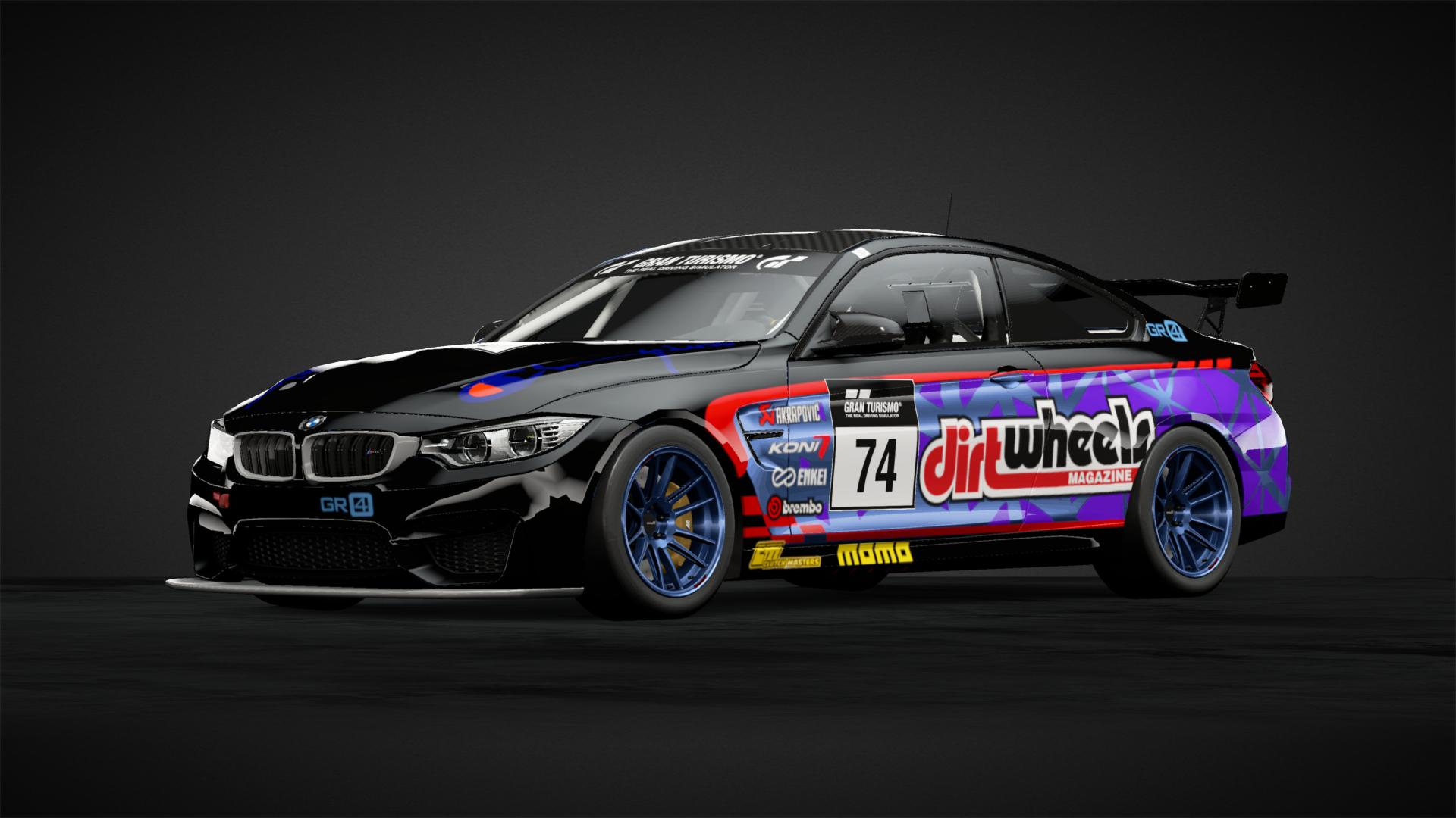 Bmw M4 Car Livery By Mcnomad Community Gran Turismo Sport
