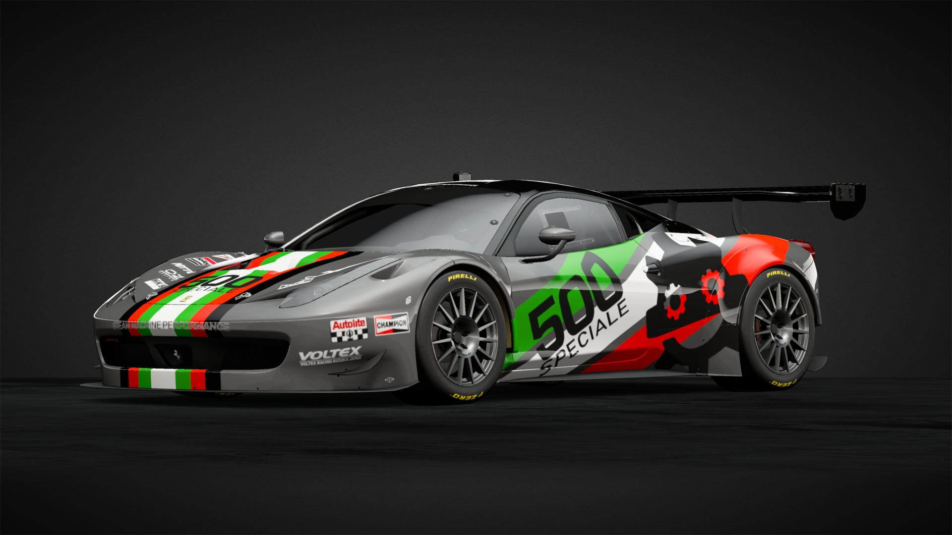 500 Speciale - Car Livery by DrumsTimes10 | Community | Gran