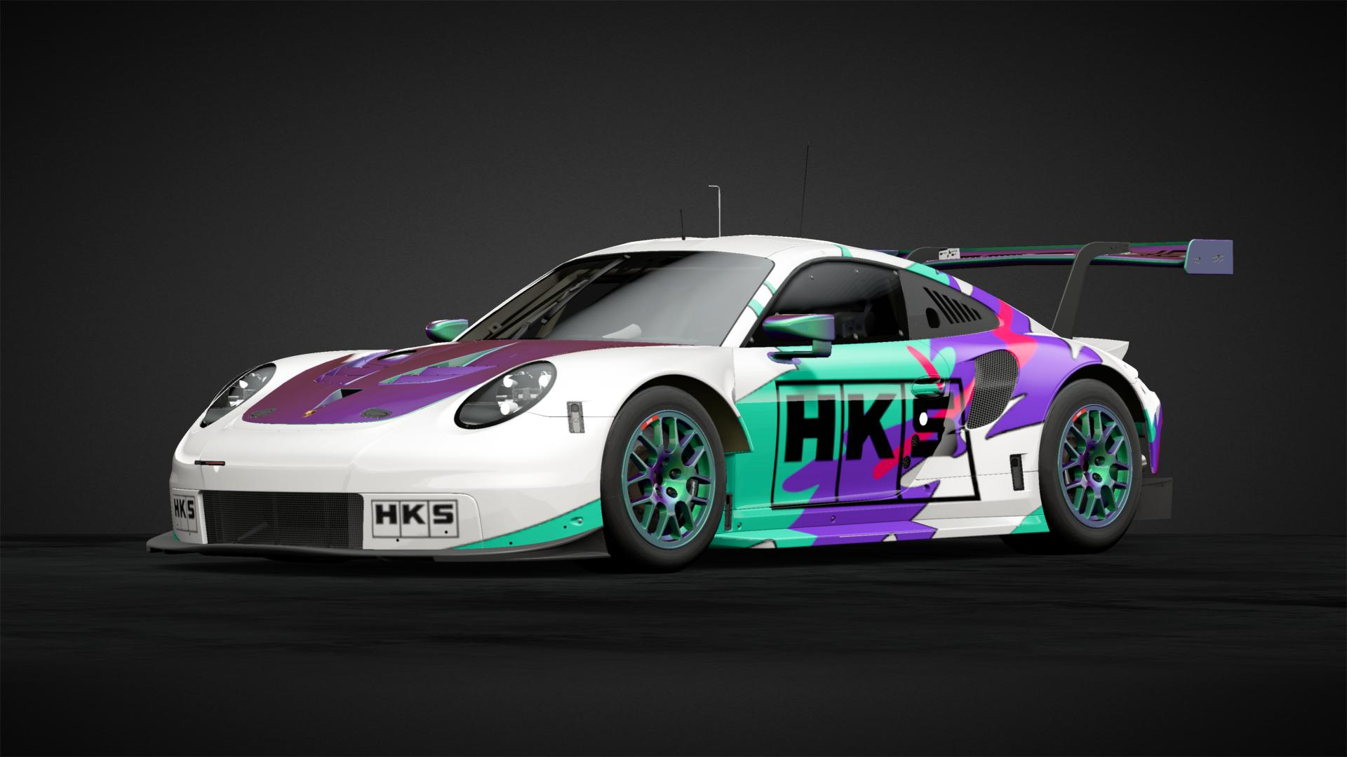sneakers for cheap f38ef 9129f Porsche HKS - Car Livery by BYURIK   Community   Gran Turismo Sport