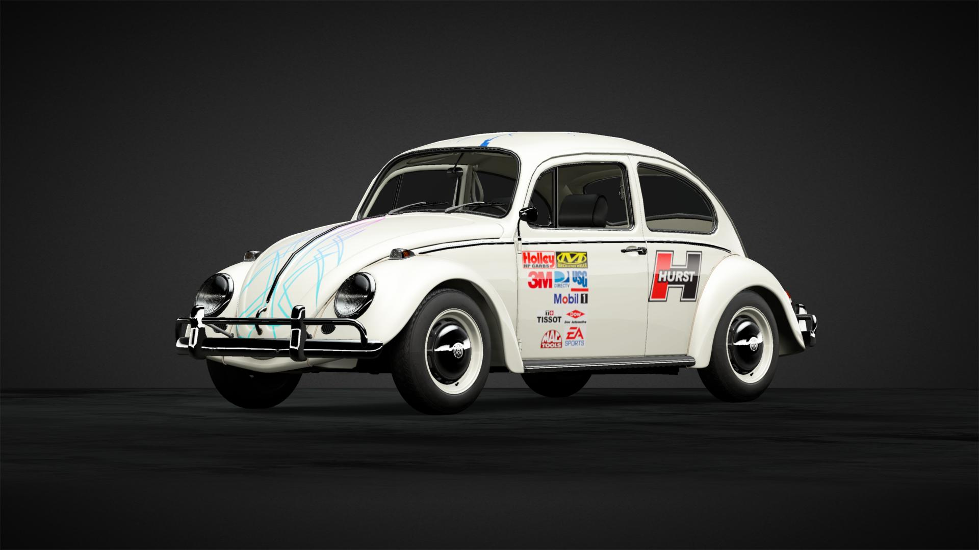 Vw bug livery playing around - Car Livery by jmsberetta